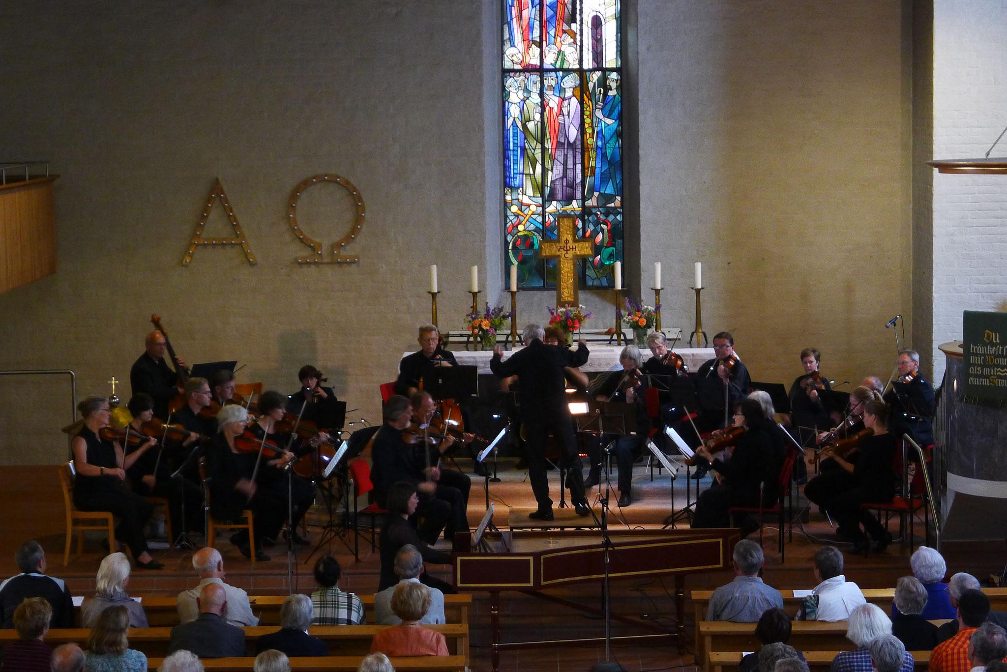 Evangelische Auferstehungskirche Bamberg - 27. Juni 2015
