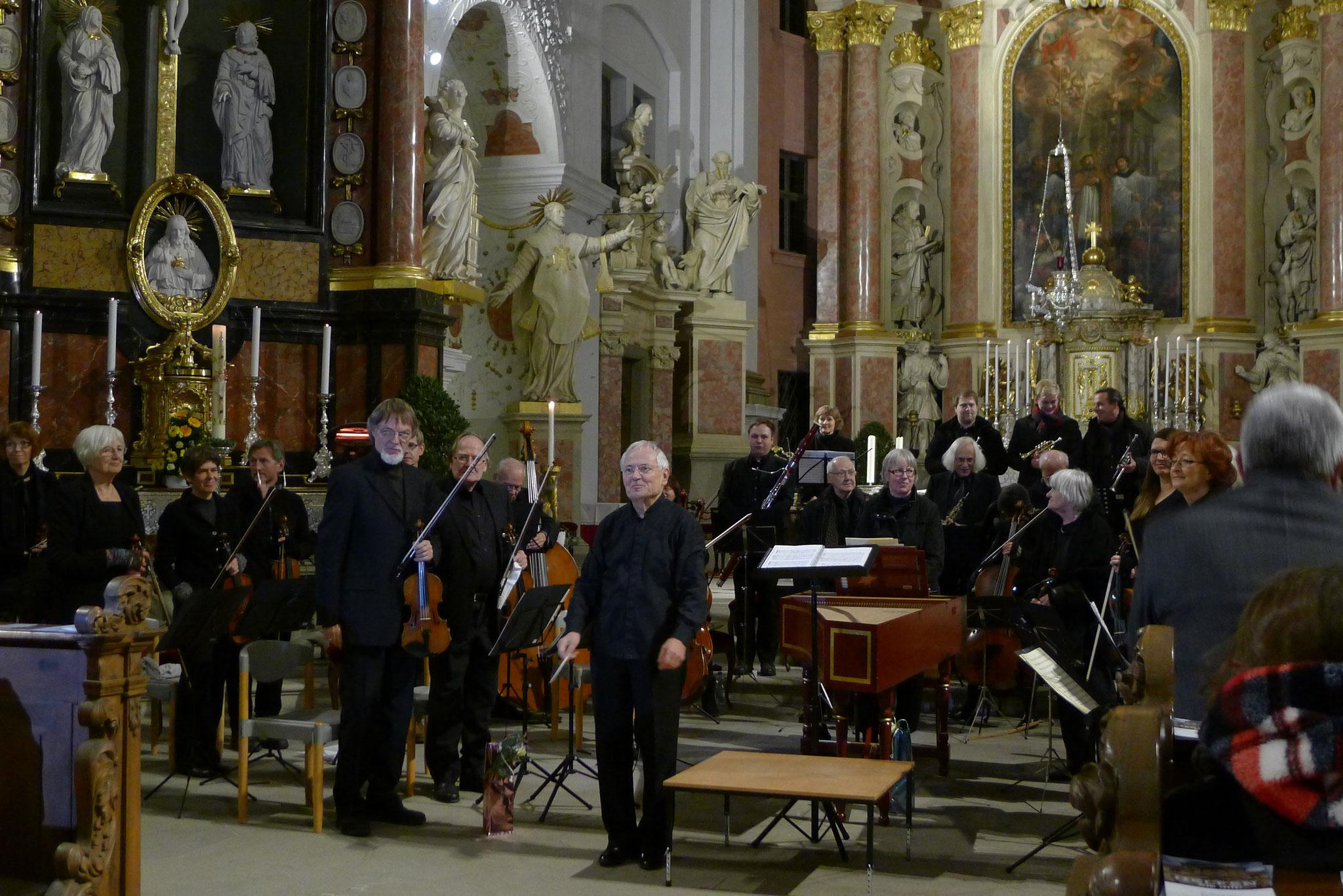Katholische Pfarrkirche St. Martin - 20. November 2016