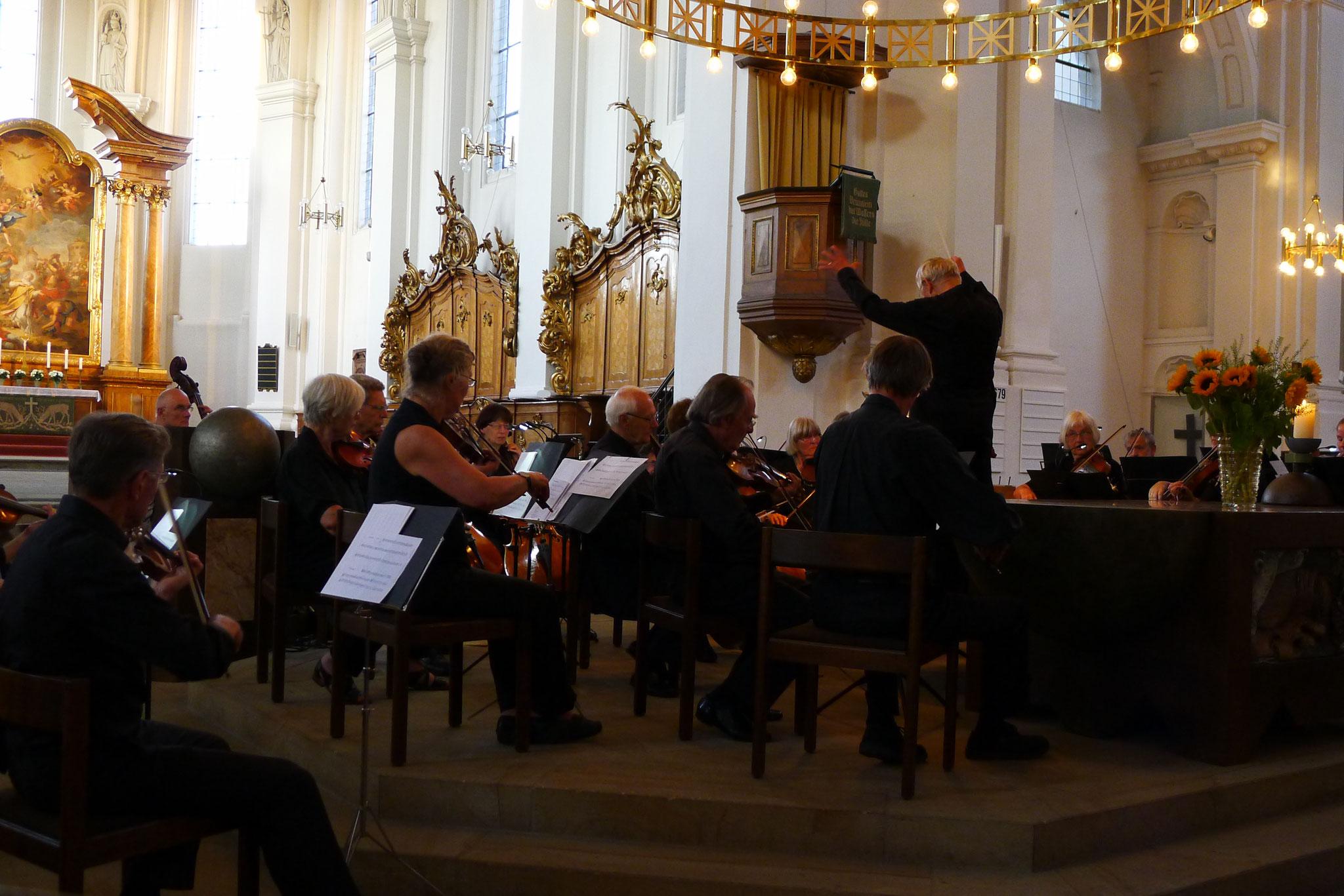 Evangelische Kirche St. Stephan Bamberg - 9. Juli 2016