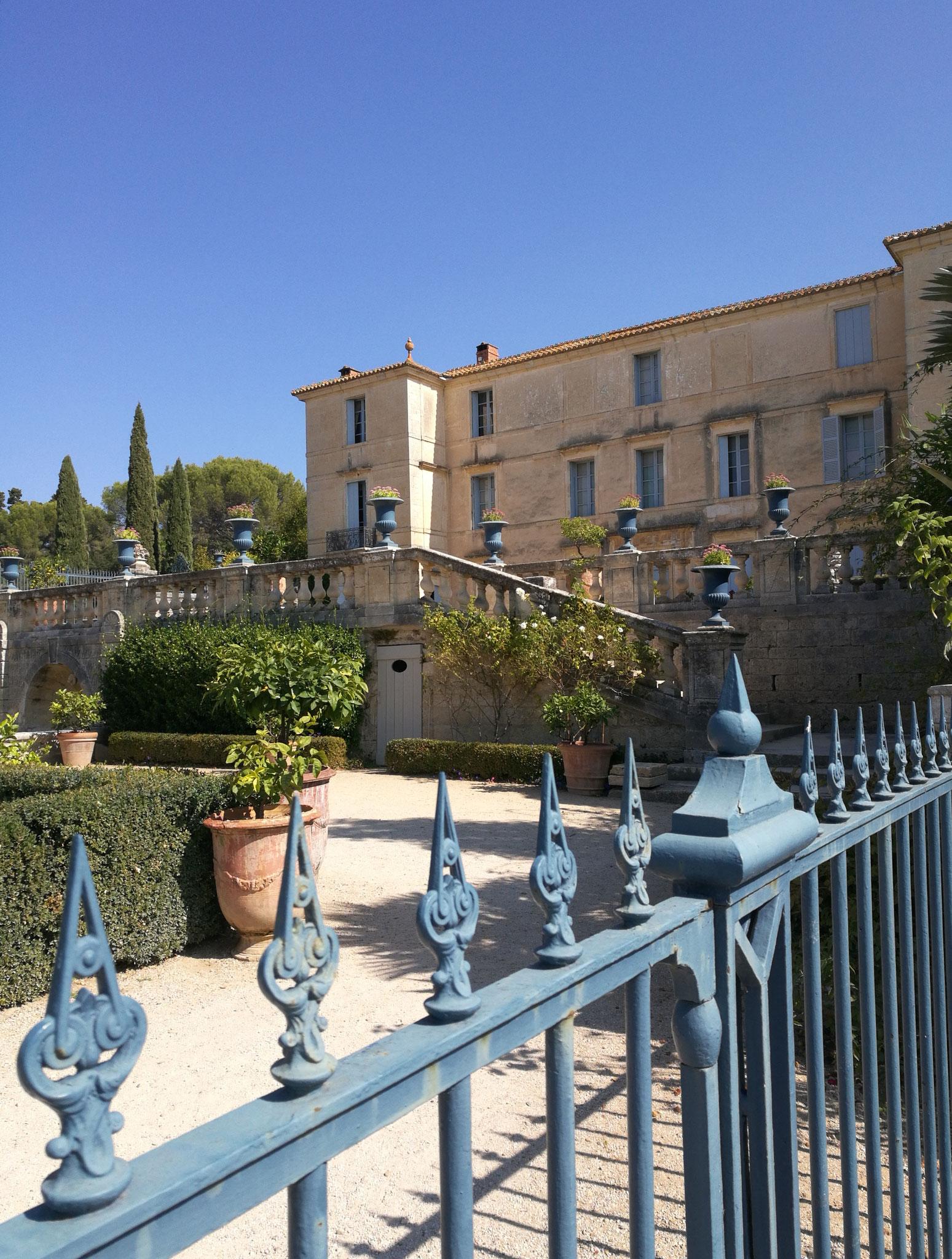 Le château de Flauguergues à Montpellier