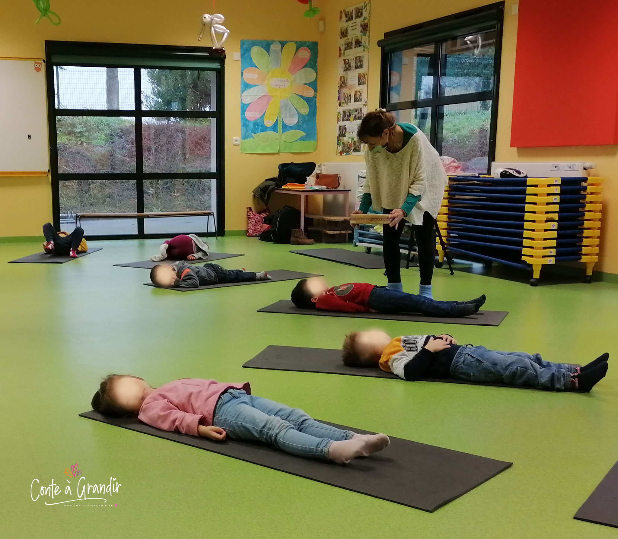 relaxation sonore enfant, angers
