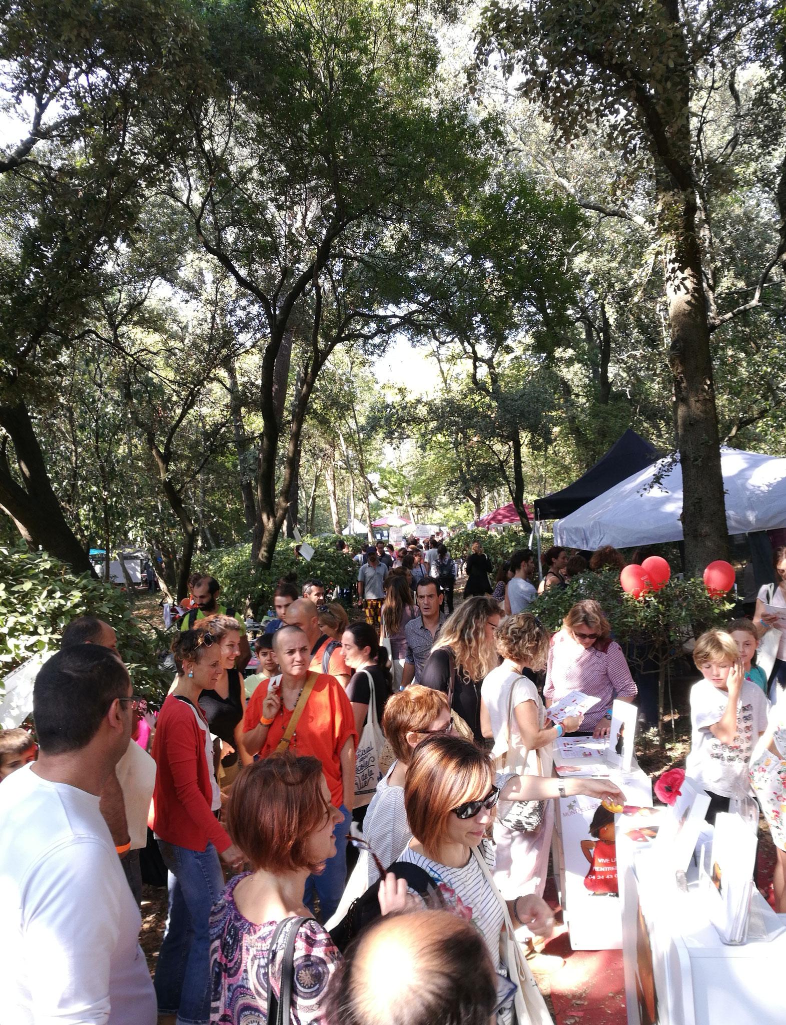 12.000 âmes bienveillantes sur le Festival pour l'école de la Vie