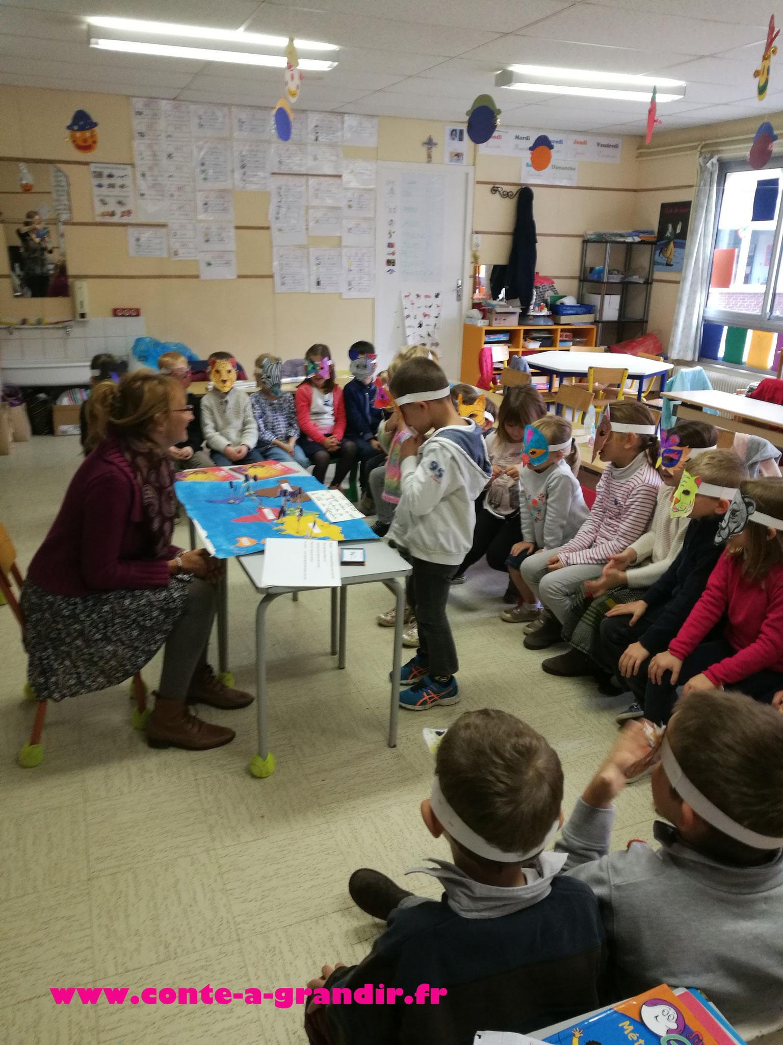 Atelier philo école, maternelle, primaire, conte Hiya et la clé du bonheur
