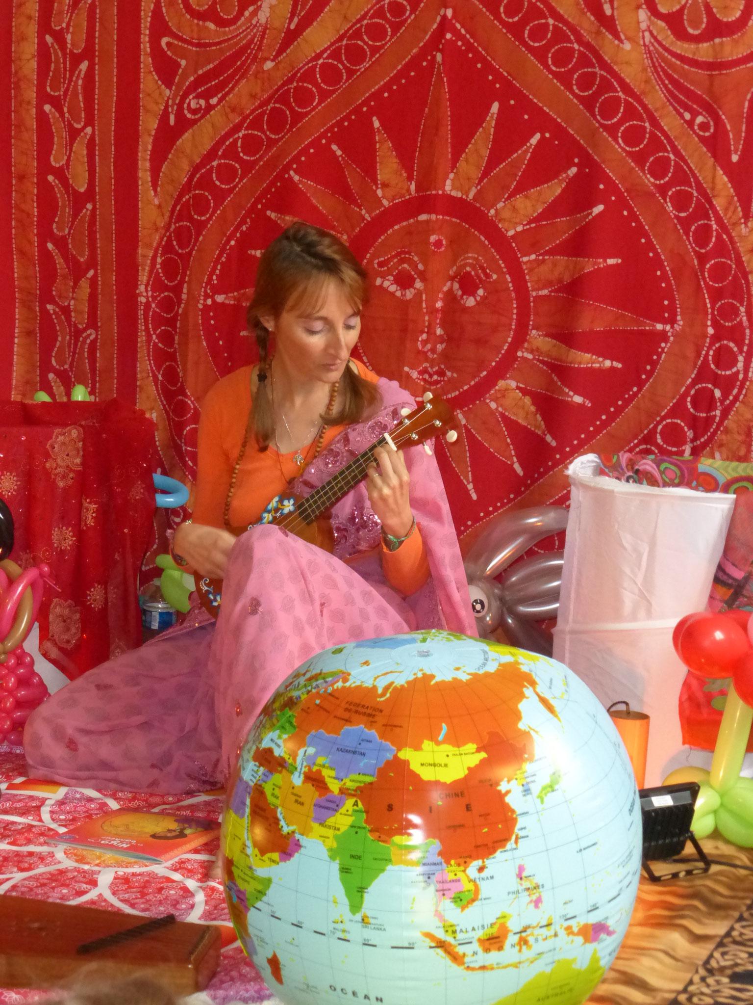 conte musical Hiya et la clé du bonheur