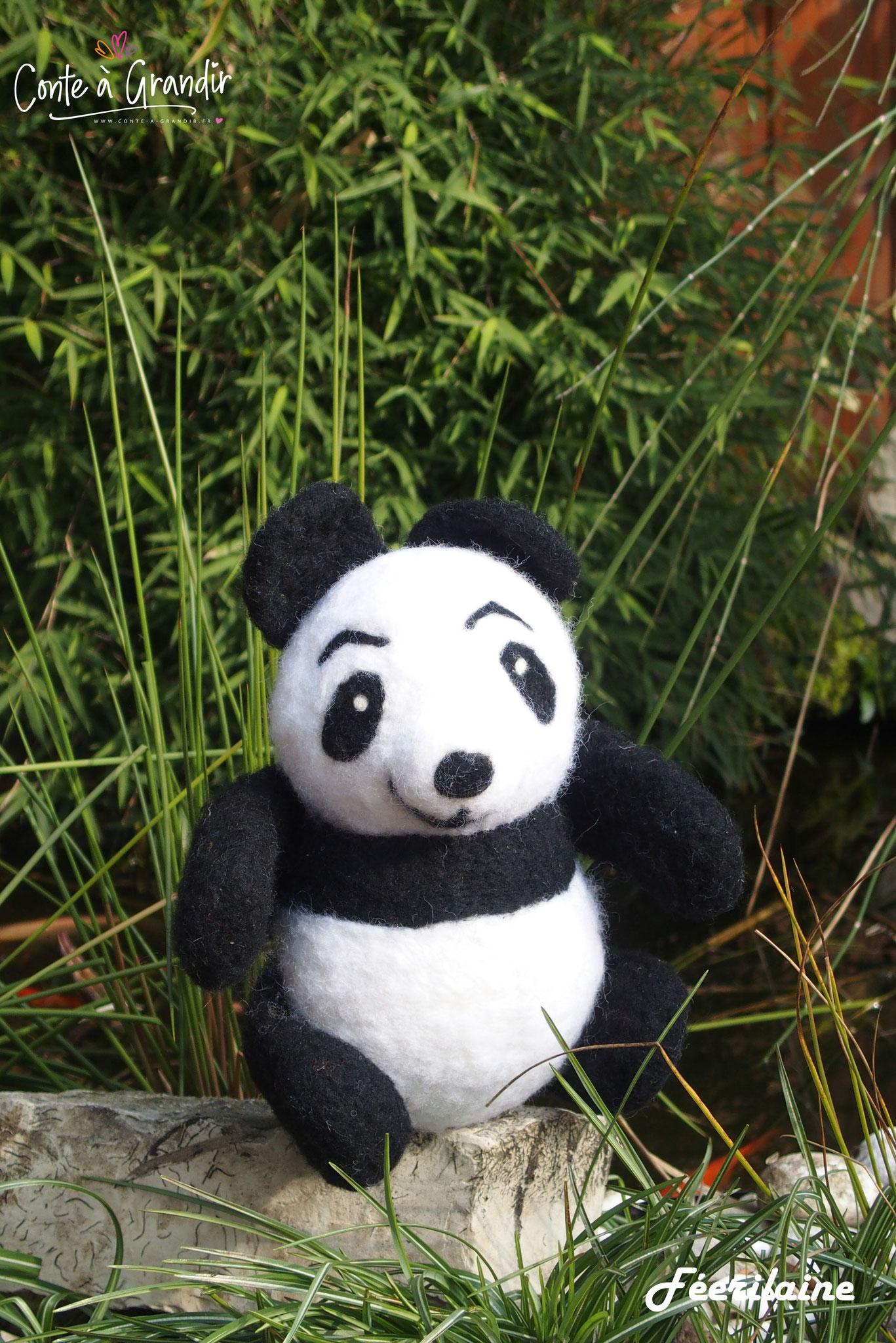 Chan, le panda zen et la magie du souffle