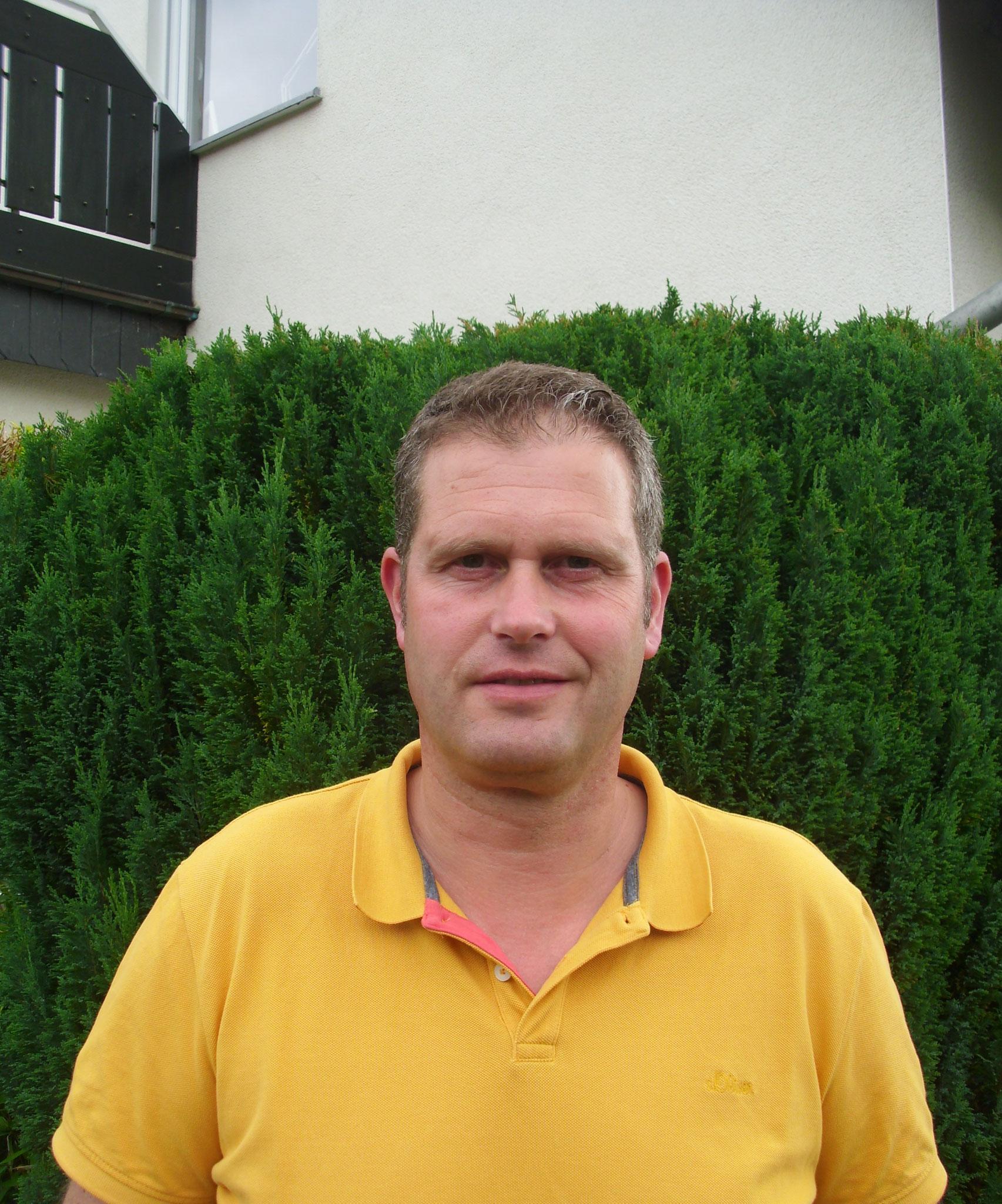 Georg Meier (1. Vorsitzender)