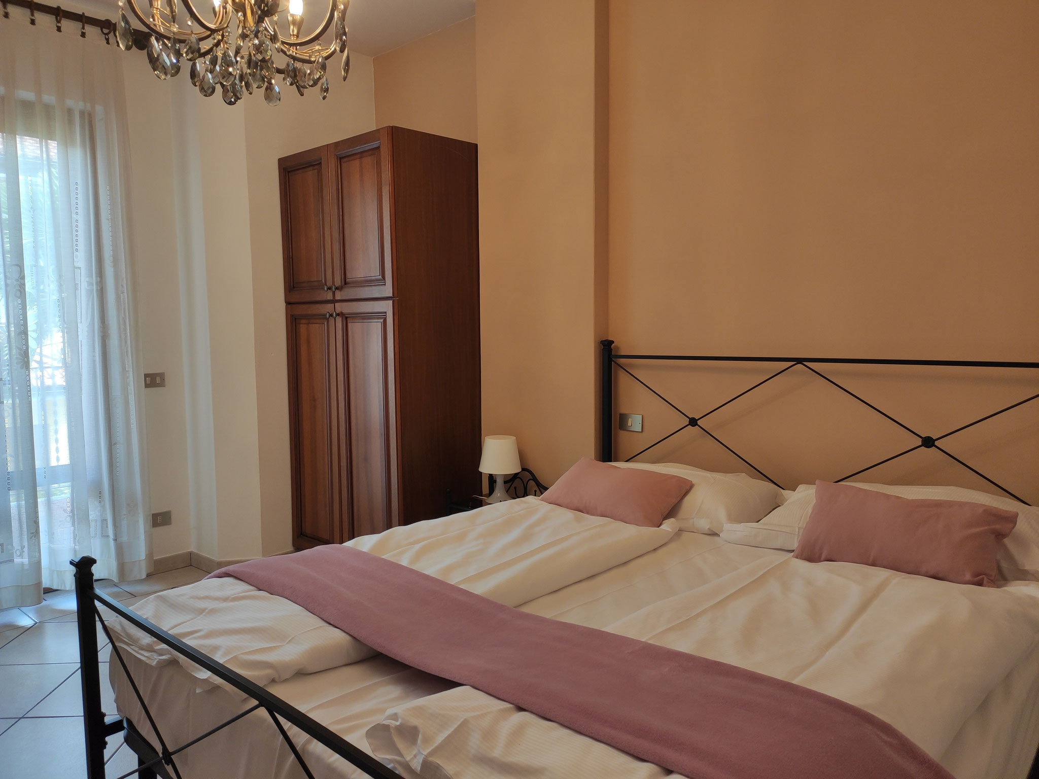 Camera da letto del Bilocale