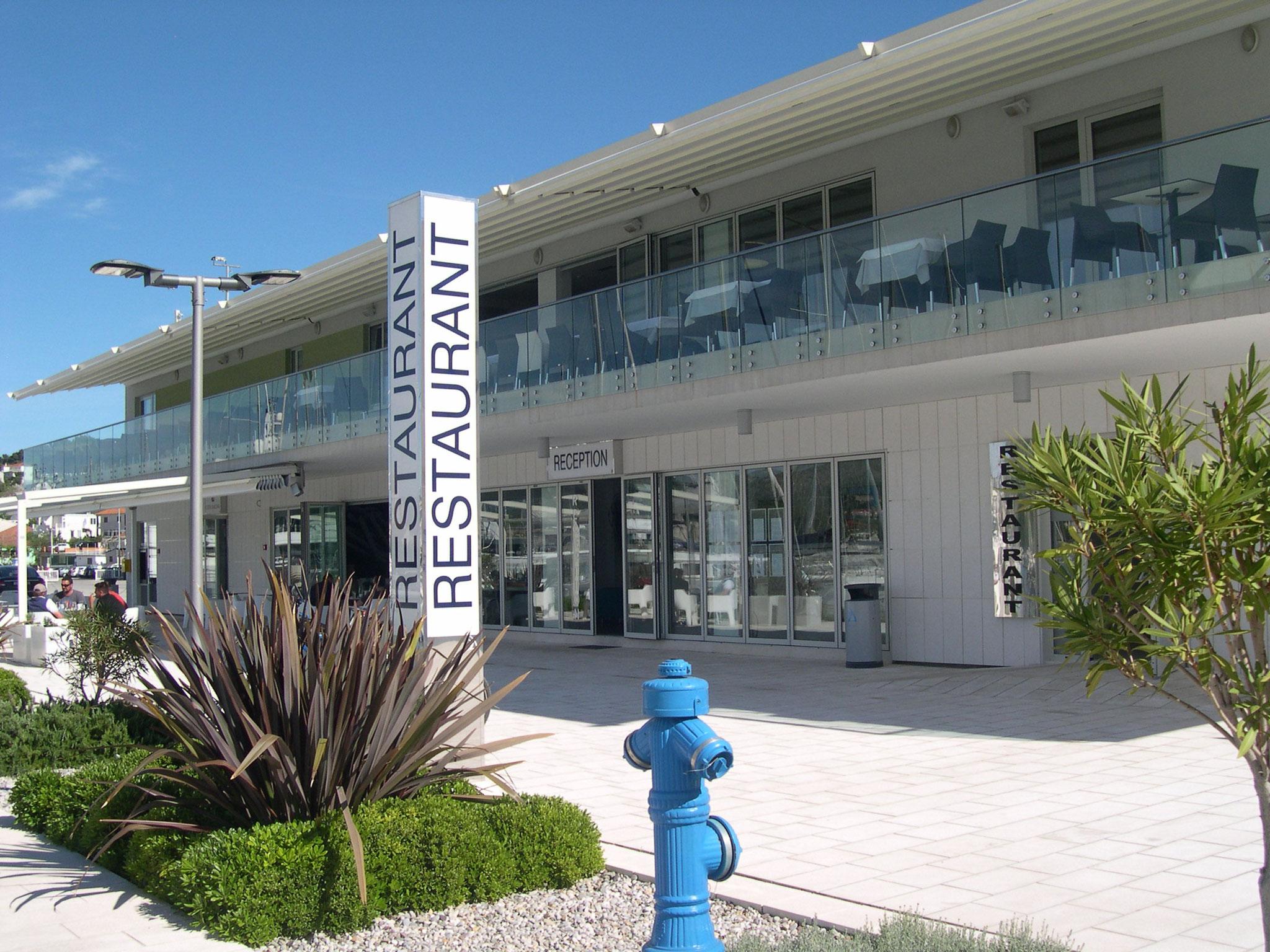 SCT Marina Trogir Gebäuden