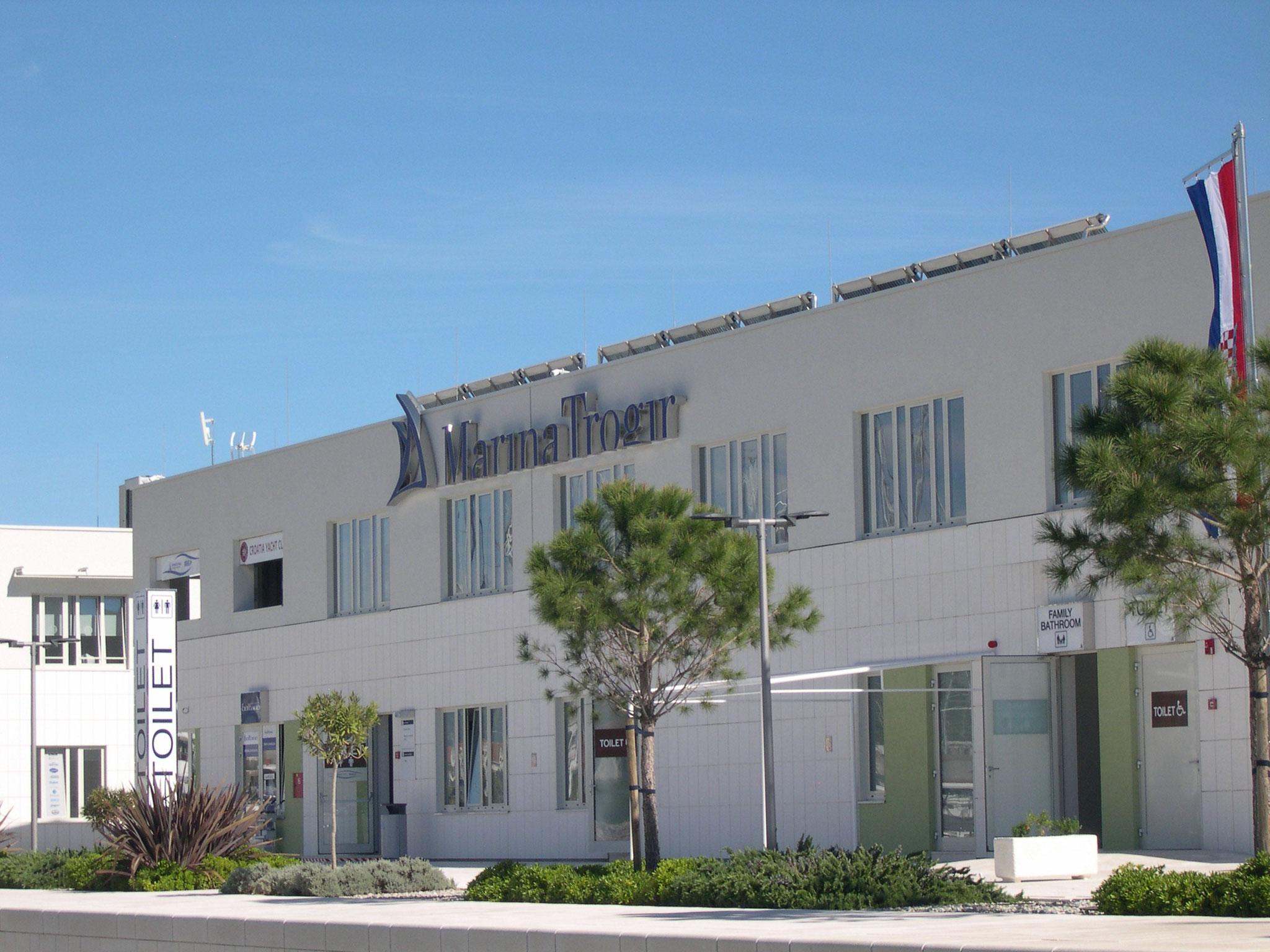 SCT Marina Trogir Sanitär Anlagen