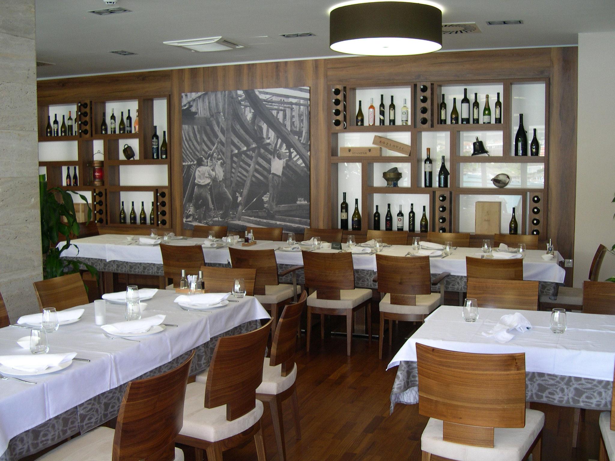 Restaurant von SCT Marina Trogir