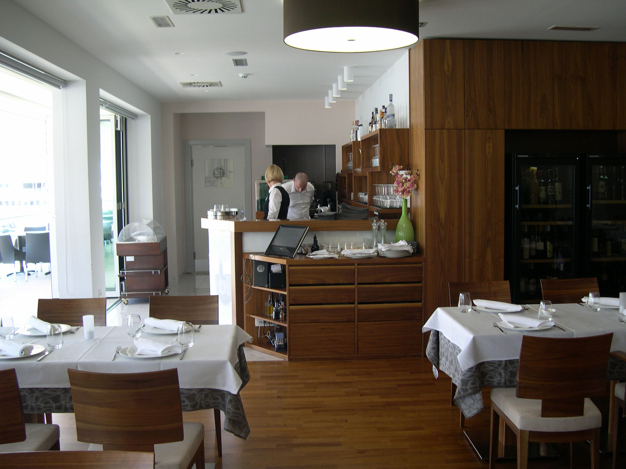 SCT Marina Trogir Restaurant