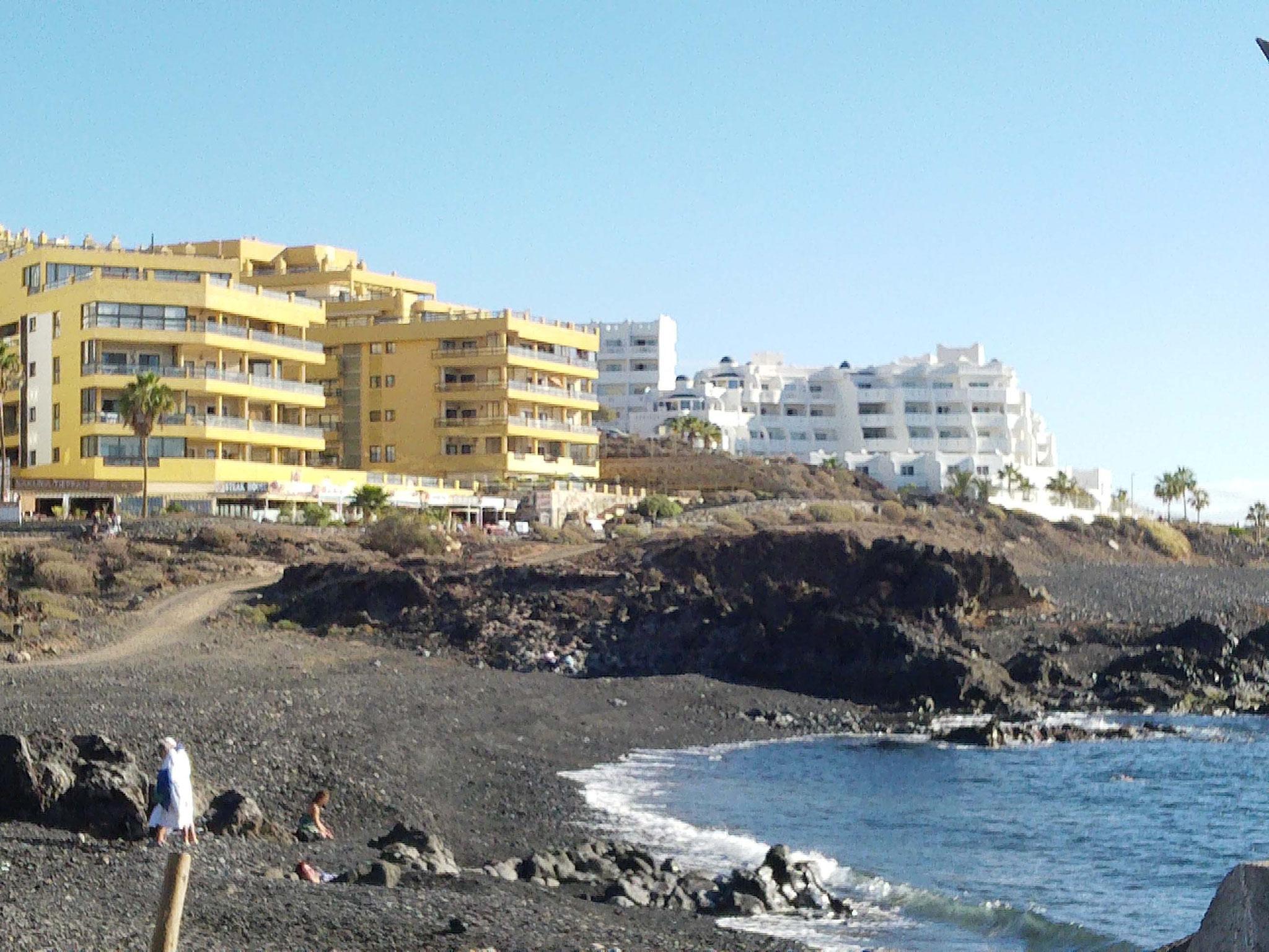 Hotels und Restaurants direkt in der nachbarschaft von Marina Saint Miguel - Teneriffa