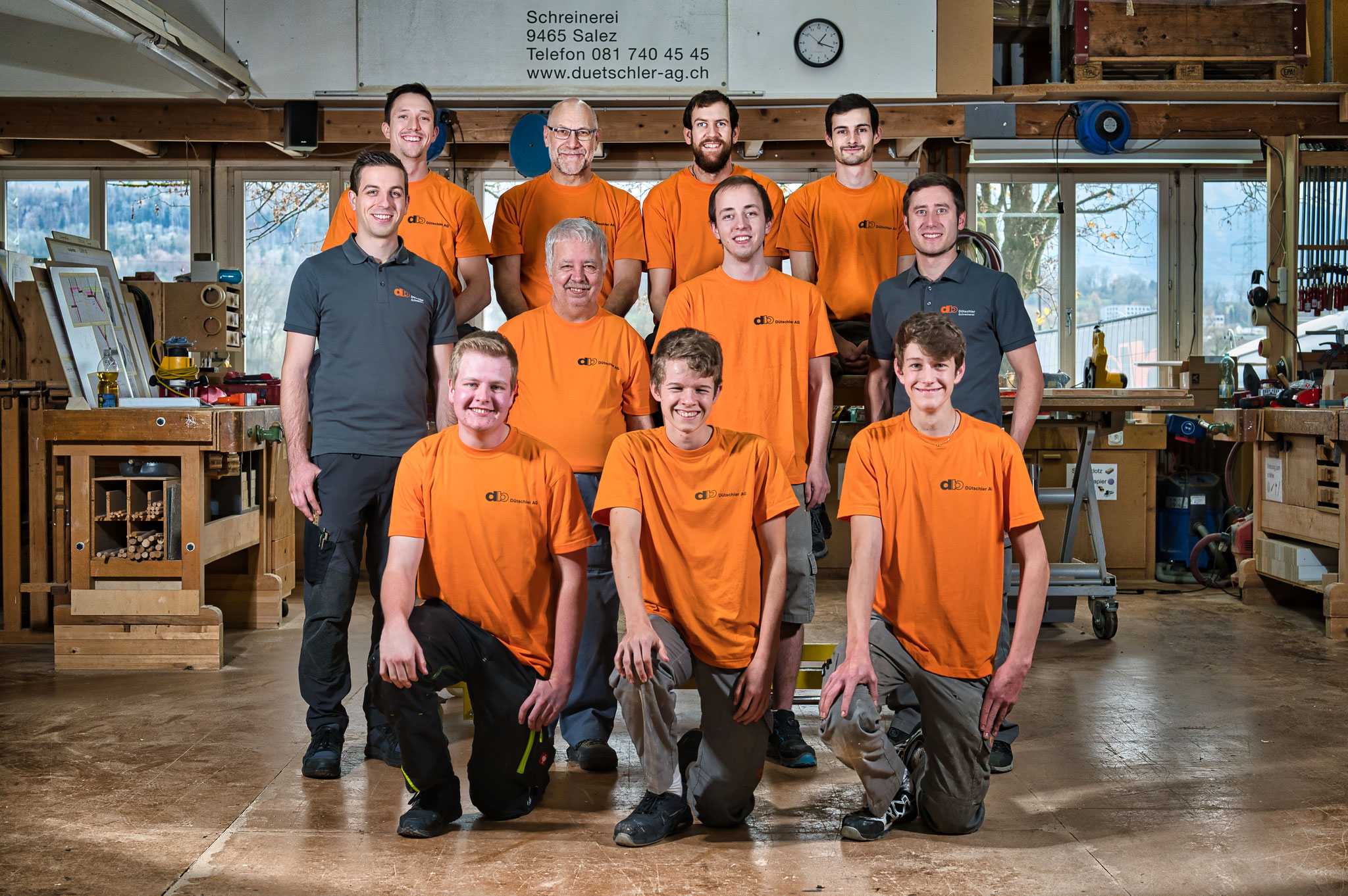 Team Dütschler AG 20/21