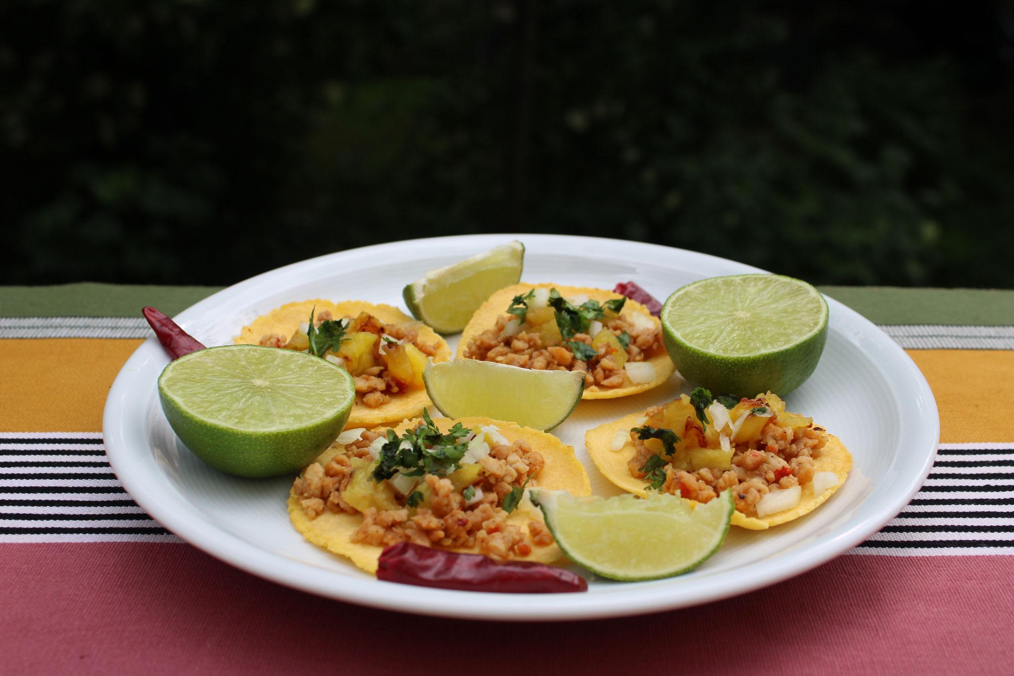 """""""Tacos al Pastor"""" aus Mexiko"""