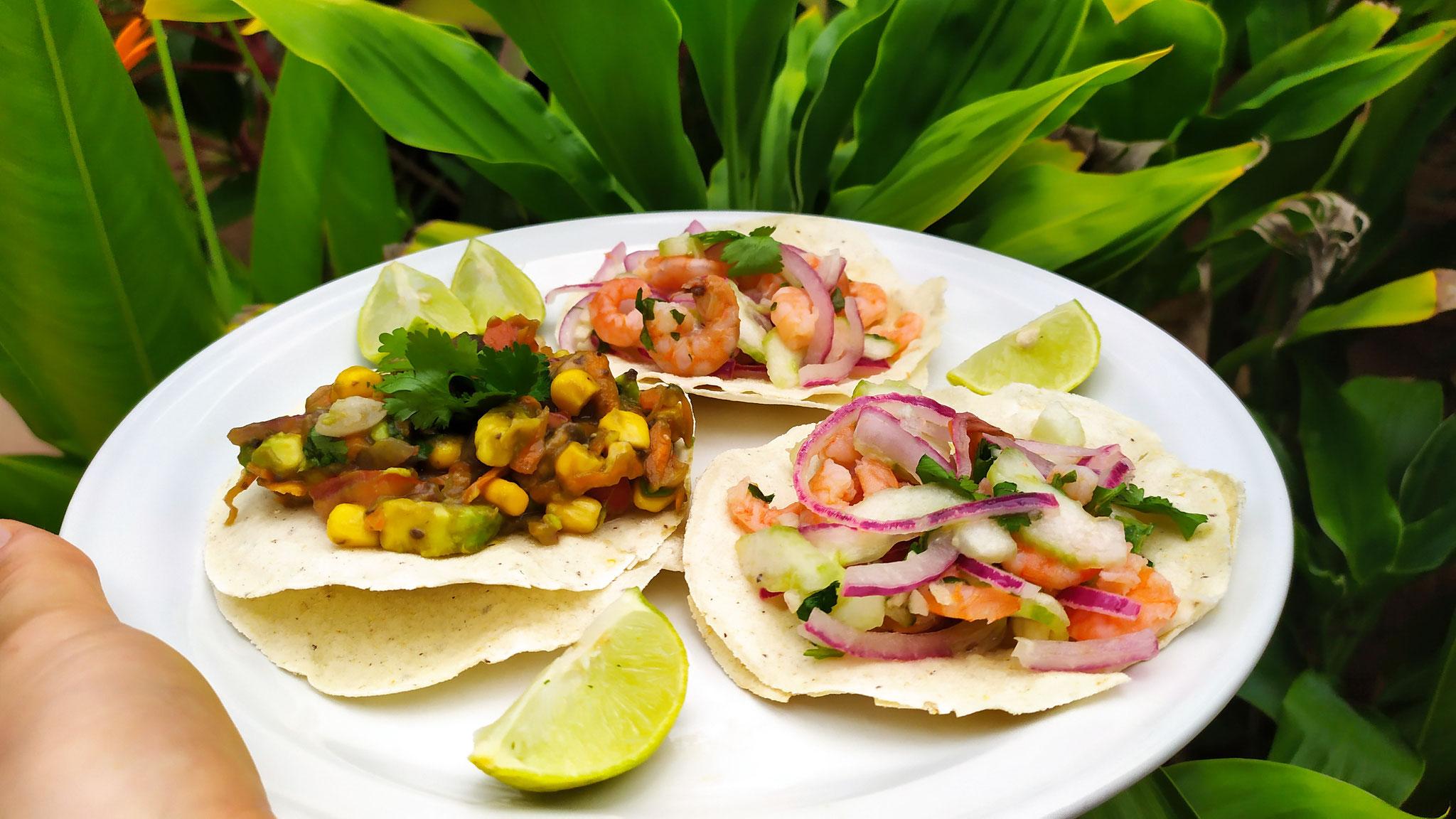 """Zweierlei """"Ceviche"""" aus Mexiko"""