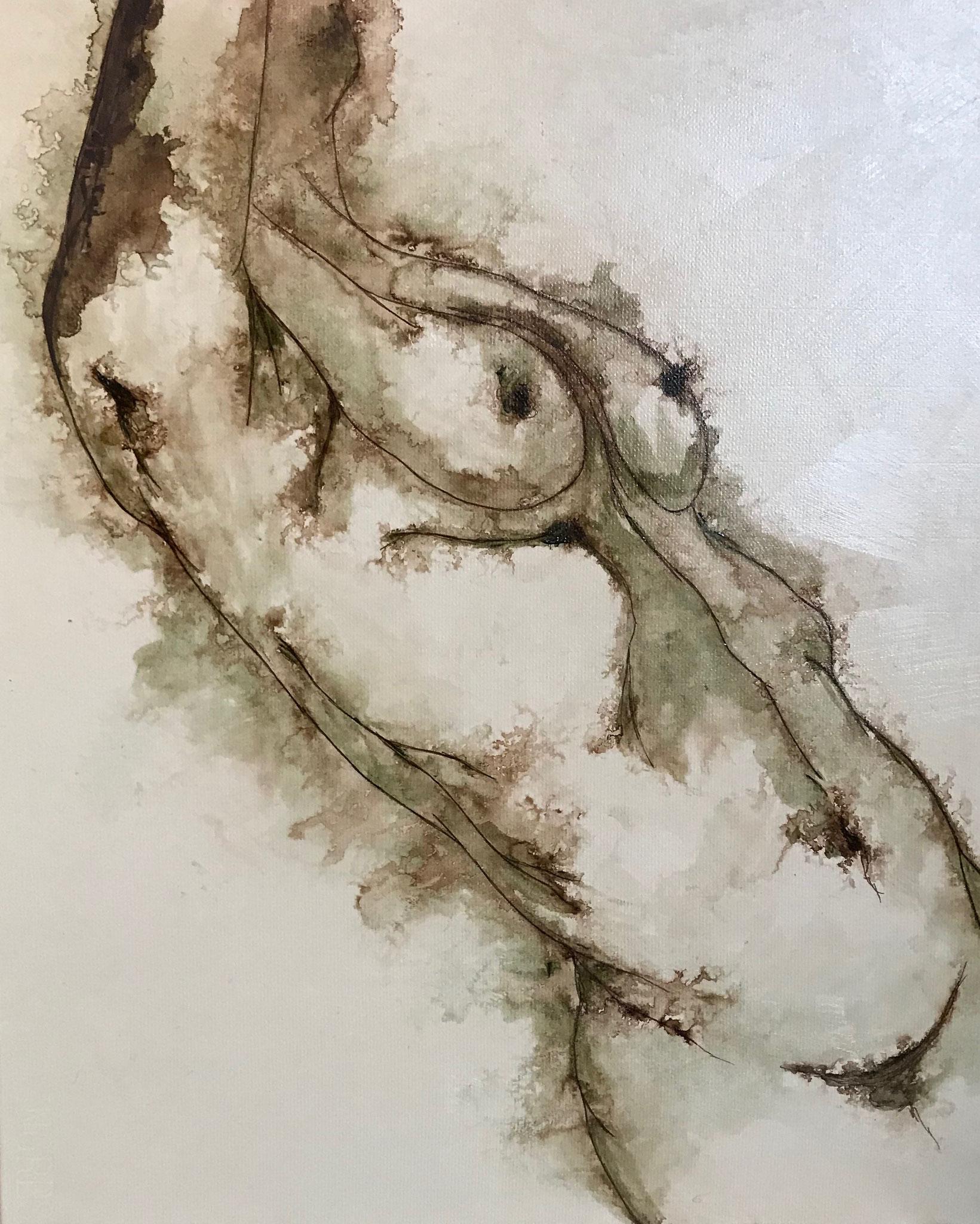 Fragment # 15, 46 x 38 cm, 2018.