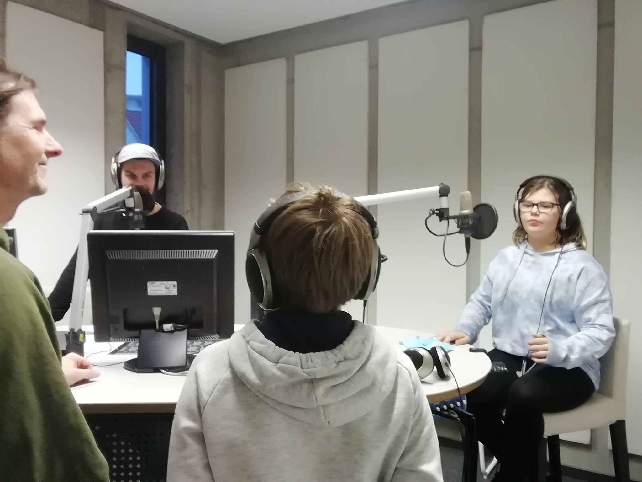 Interview im O-eins - zur Hörstation bitte hier klicken!
