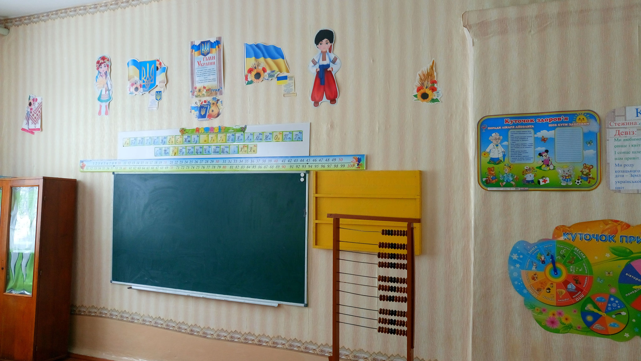 Кабінет початкових класів
