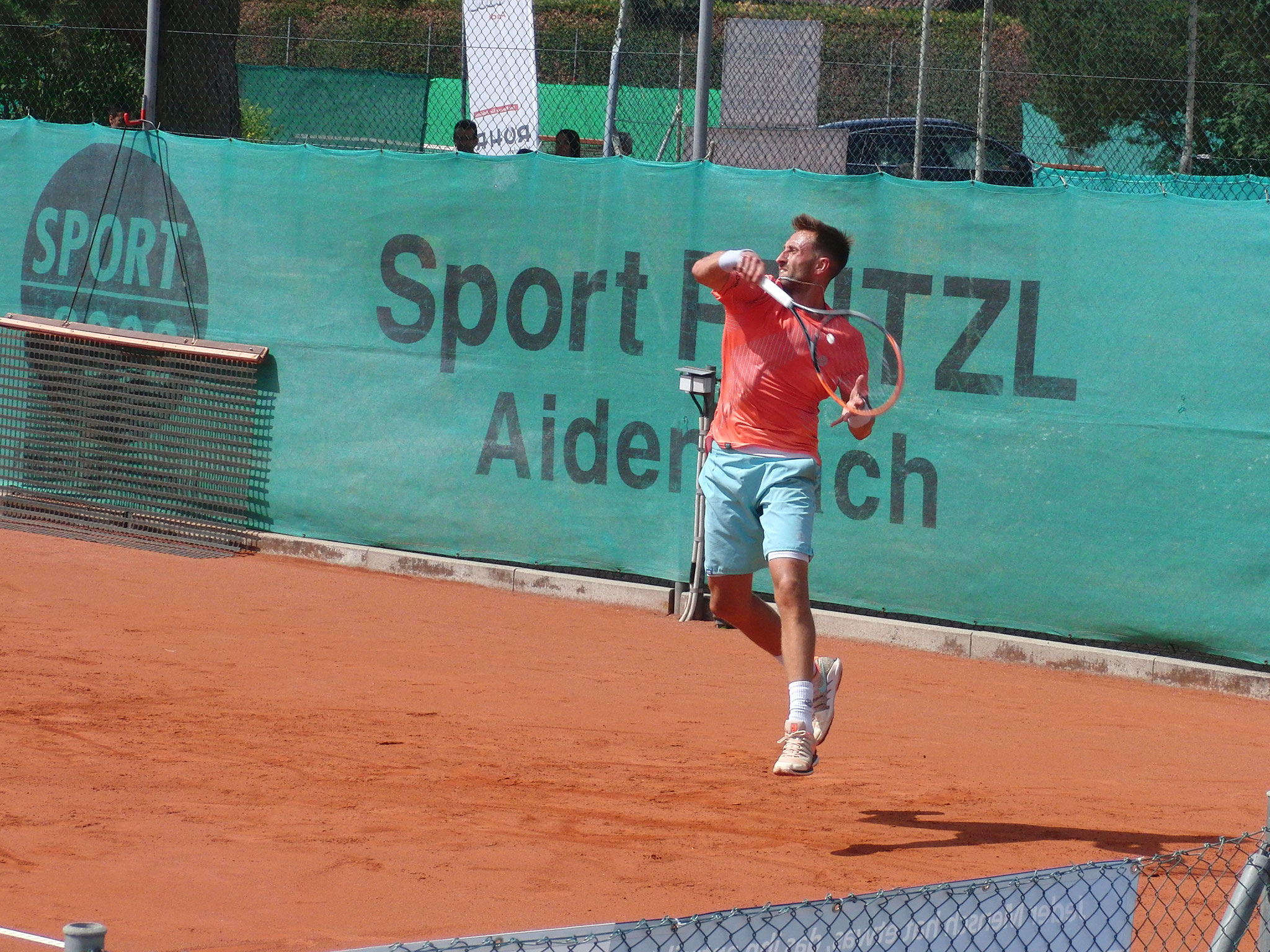 Turniersieger - Marvin Netuschil (Tennispark Versmold / WTV)