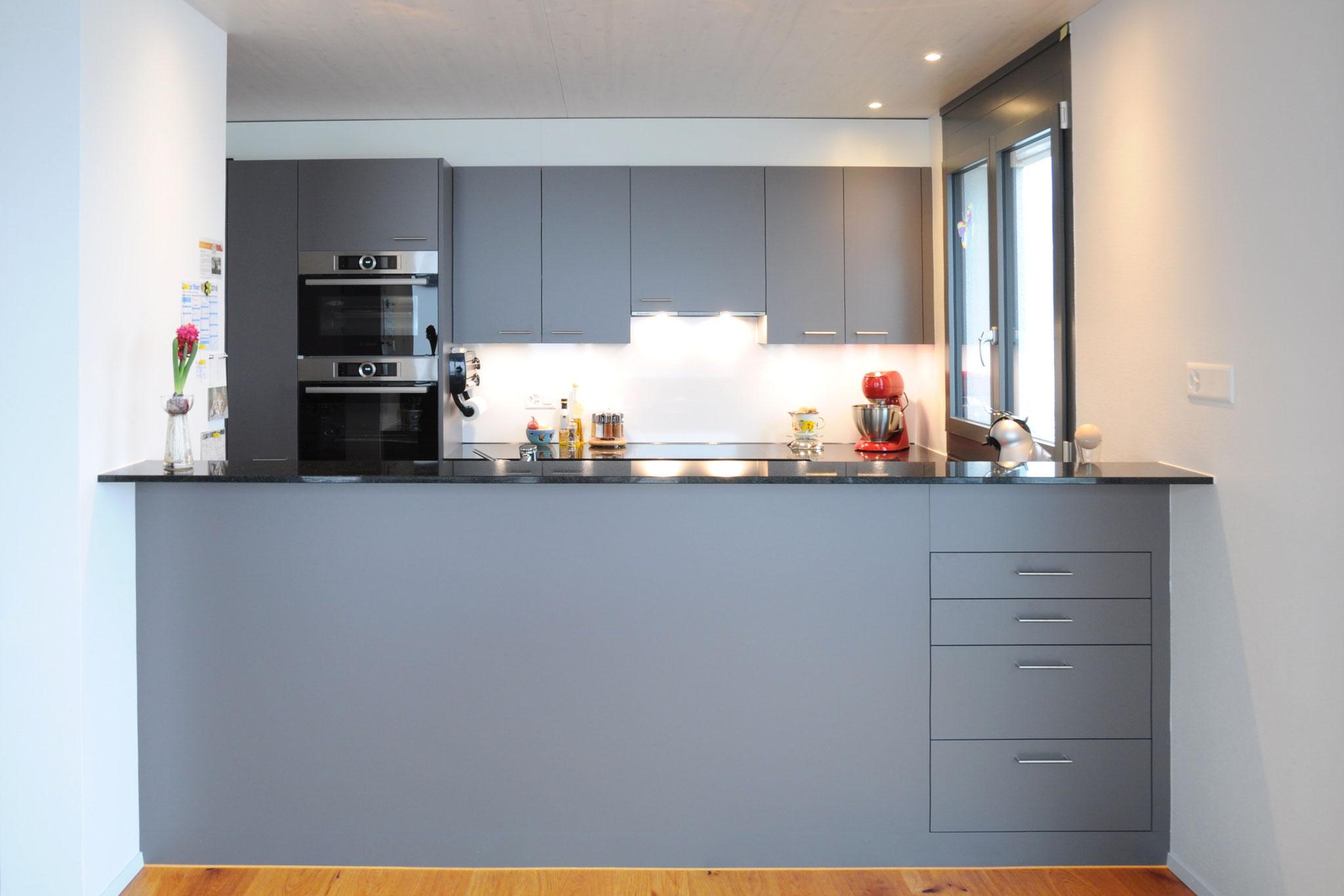 Moderne Küche Auf Kleinem Raum: Ideen