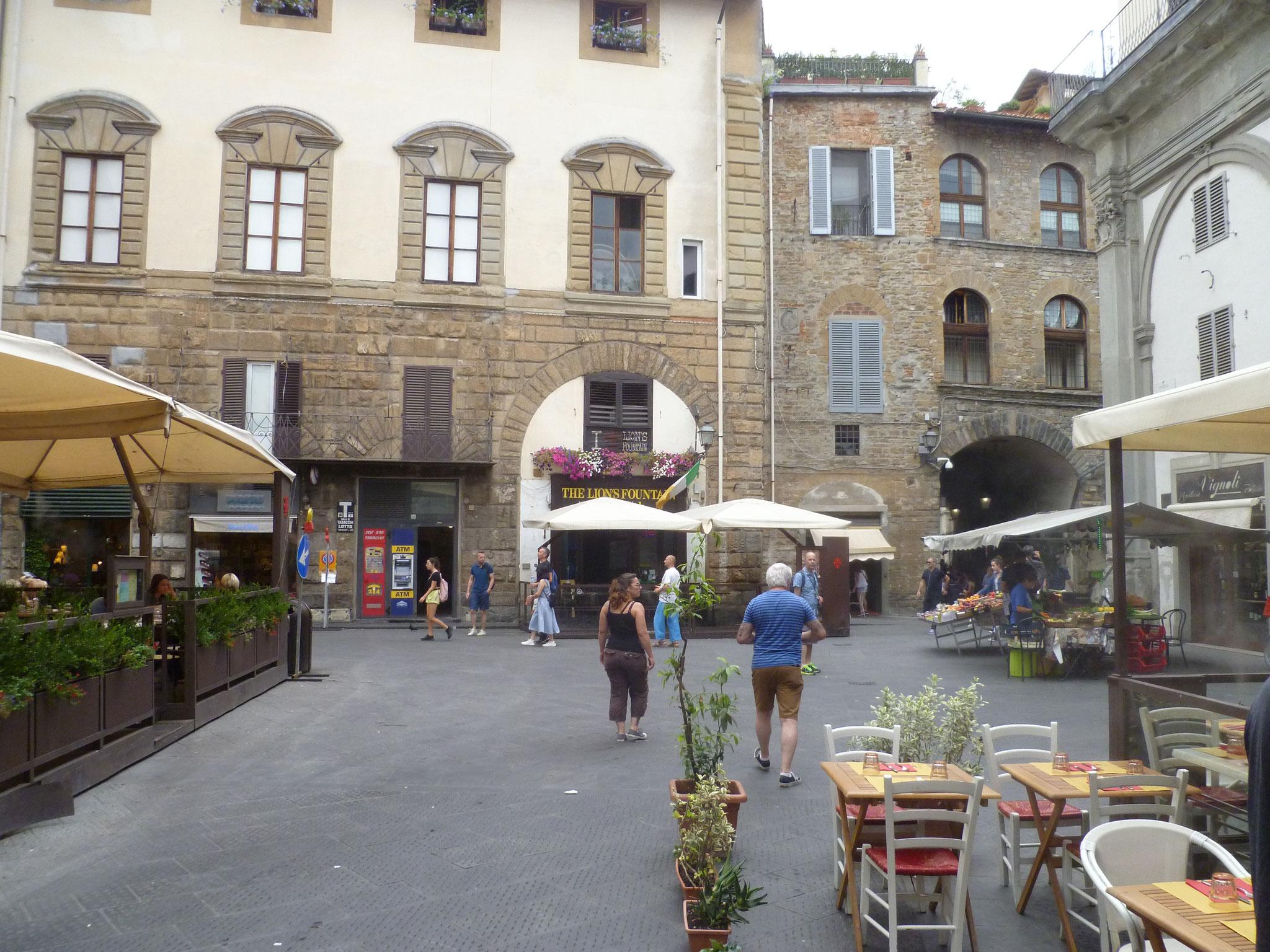 Petite visite de Florence!