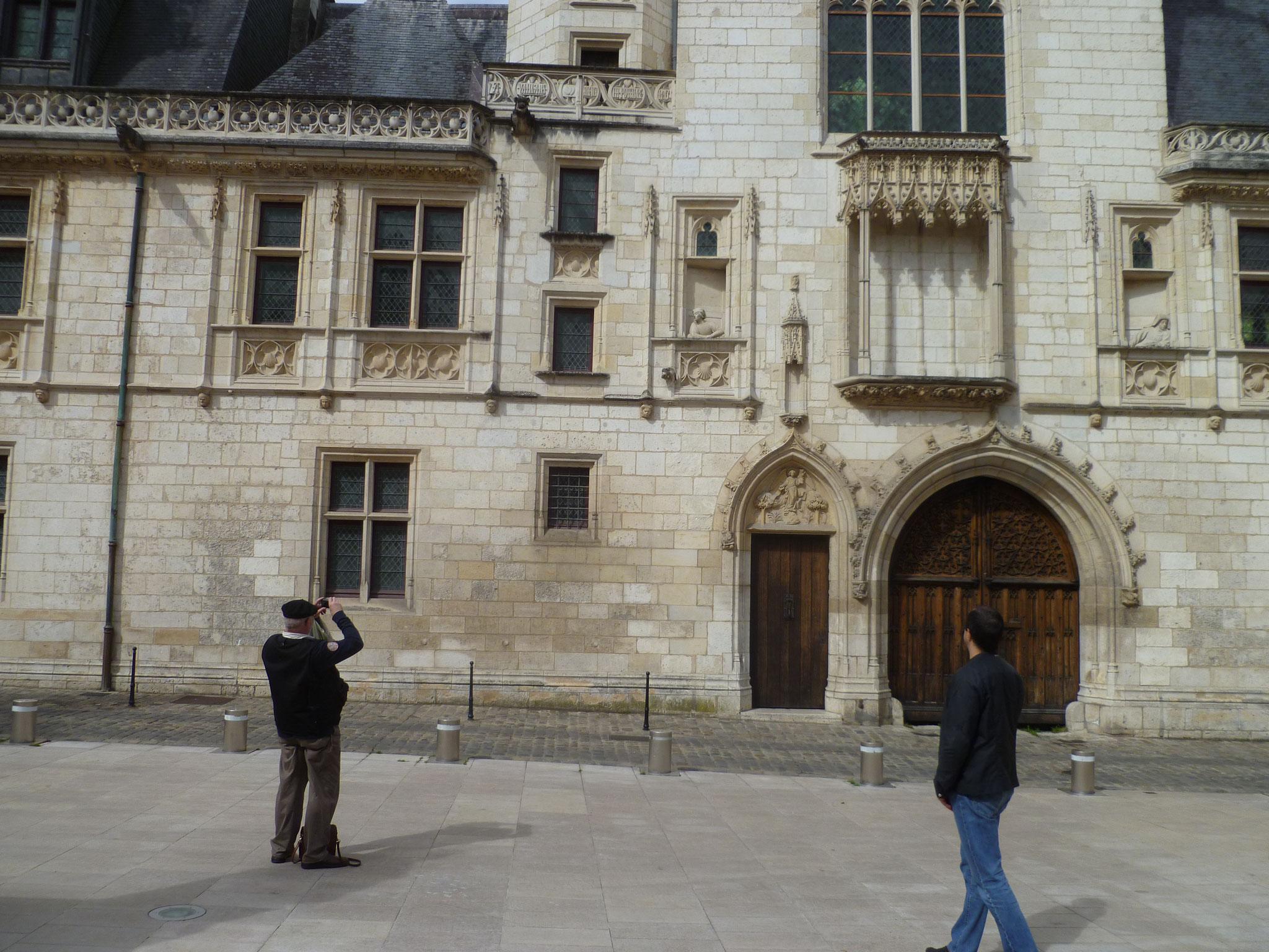 Maison de Jacques Cœur (1395-1456)