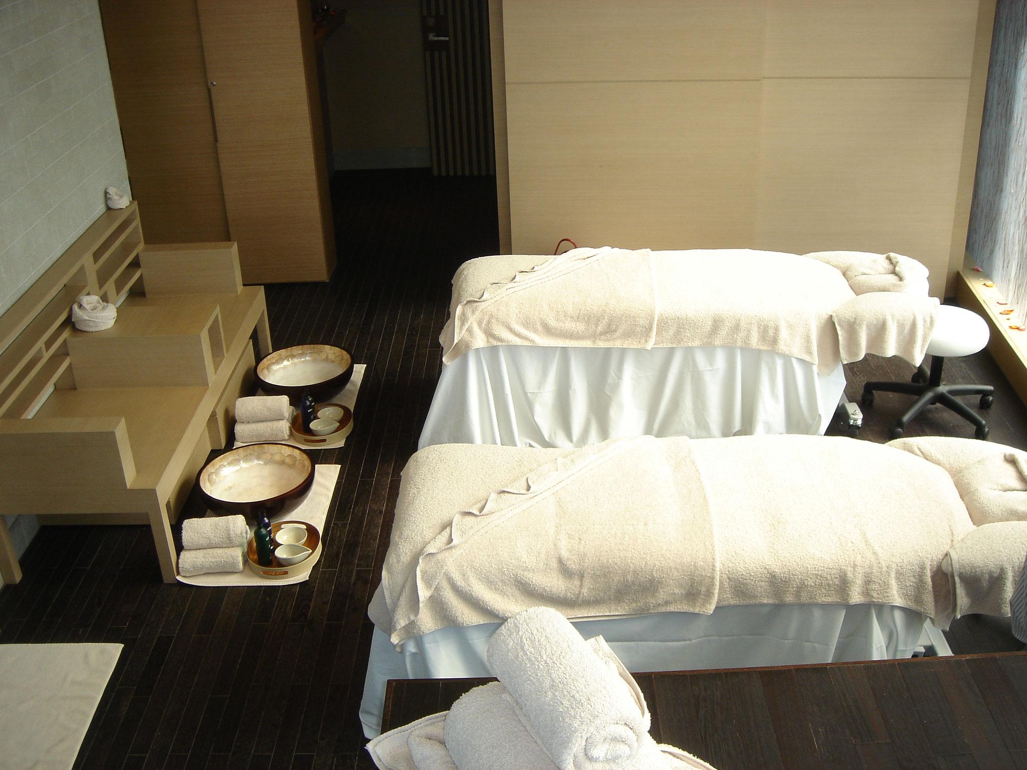 SPA Suite für zwei Personen