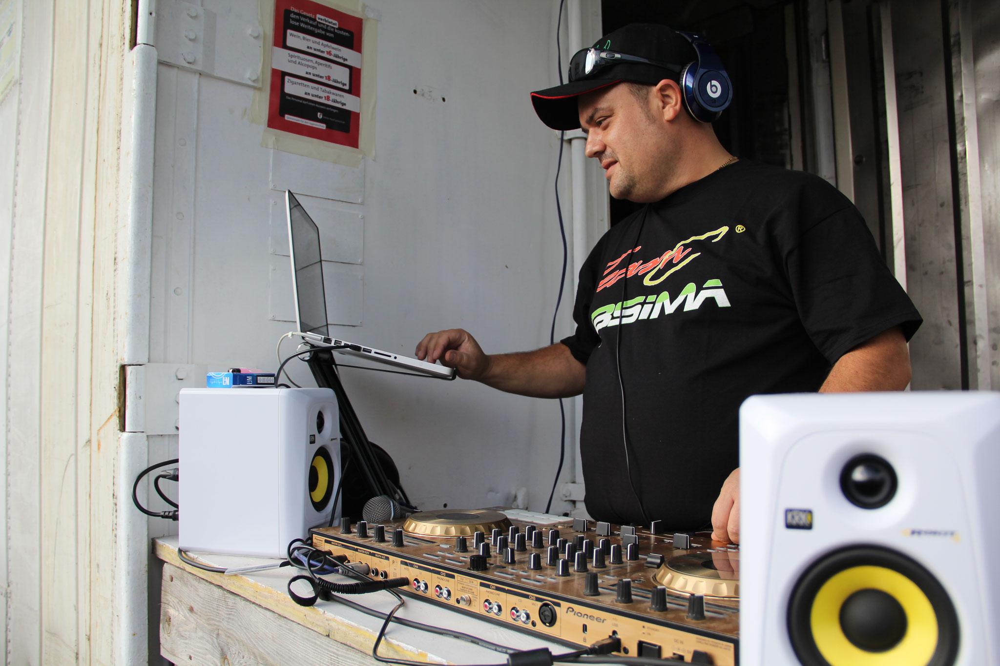 Unser Profi-DJ