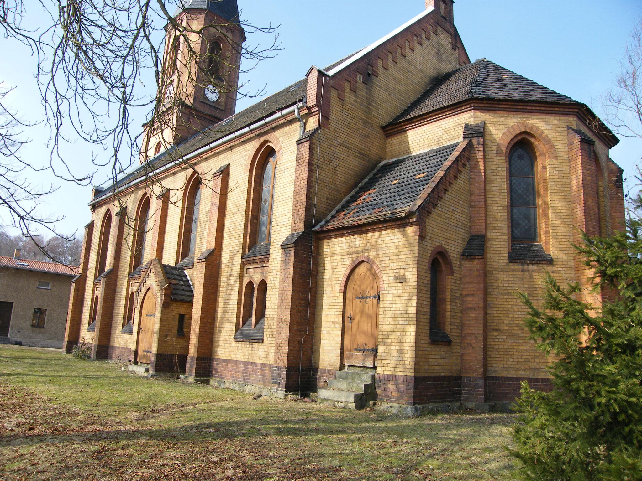 Dorfkirche Oderin