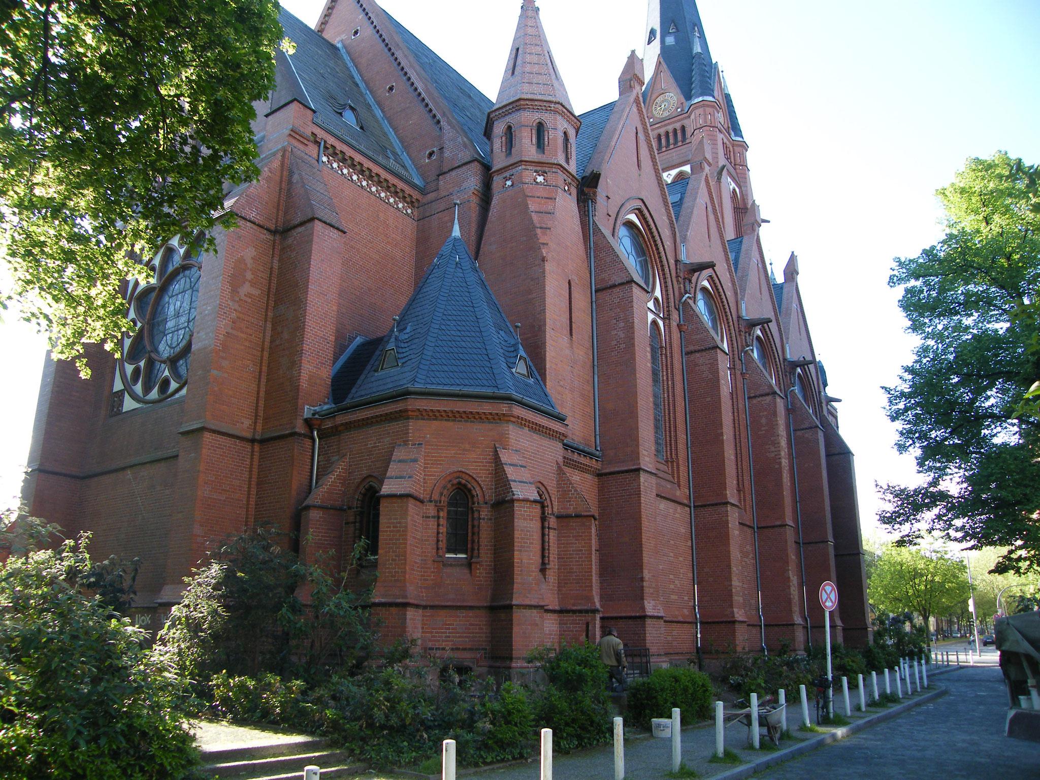 Kirche Zum Guten Hirten, Berlin