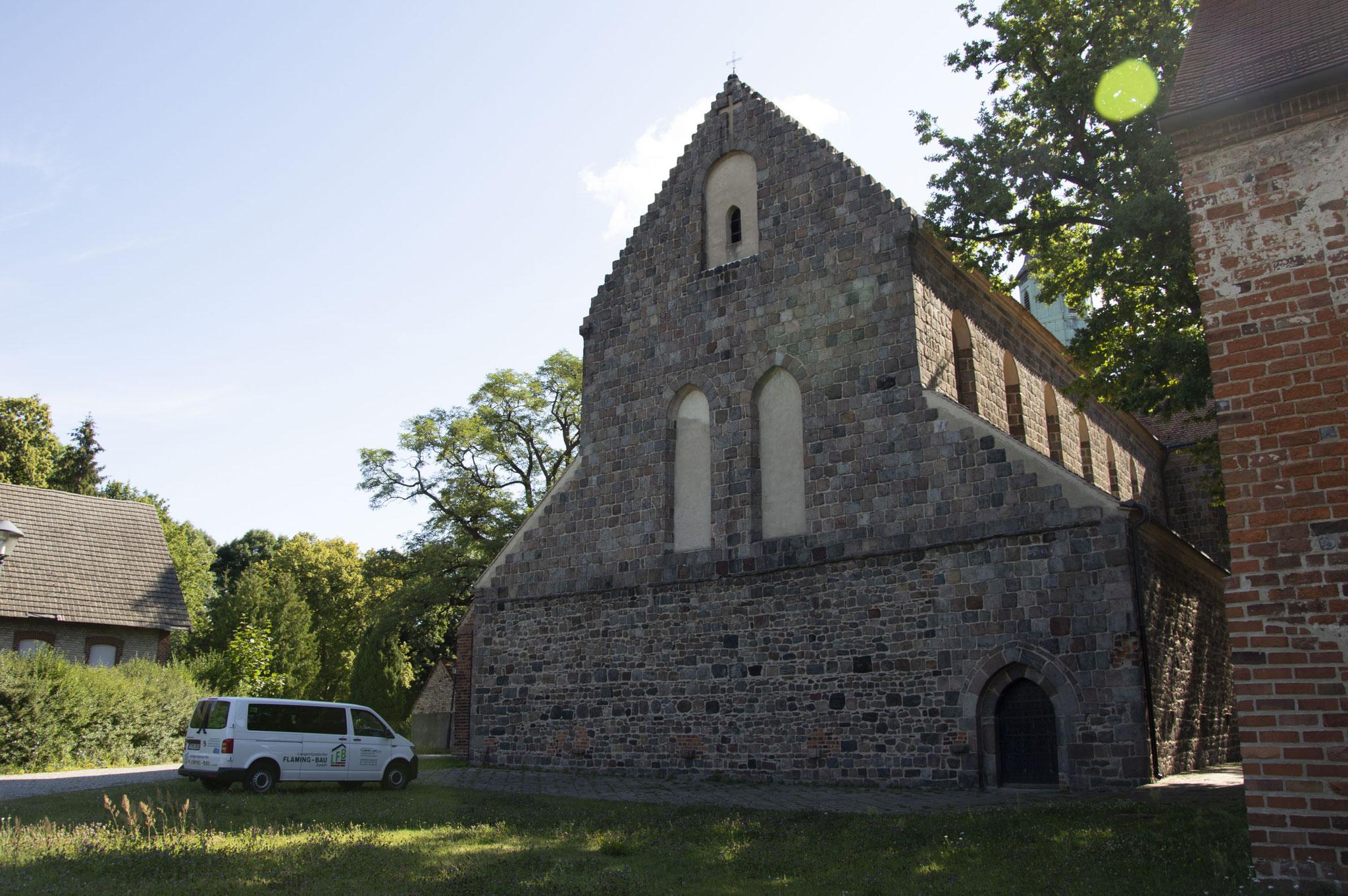 Klosterkirche St. Marien, Kloster Zinna