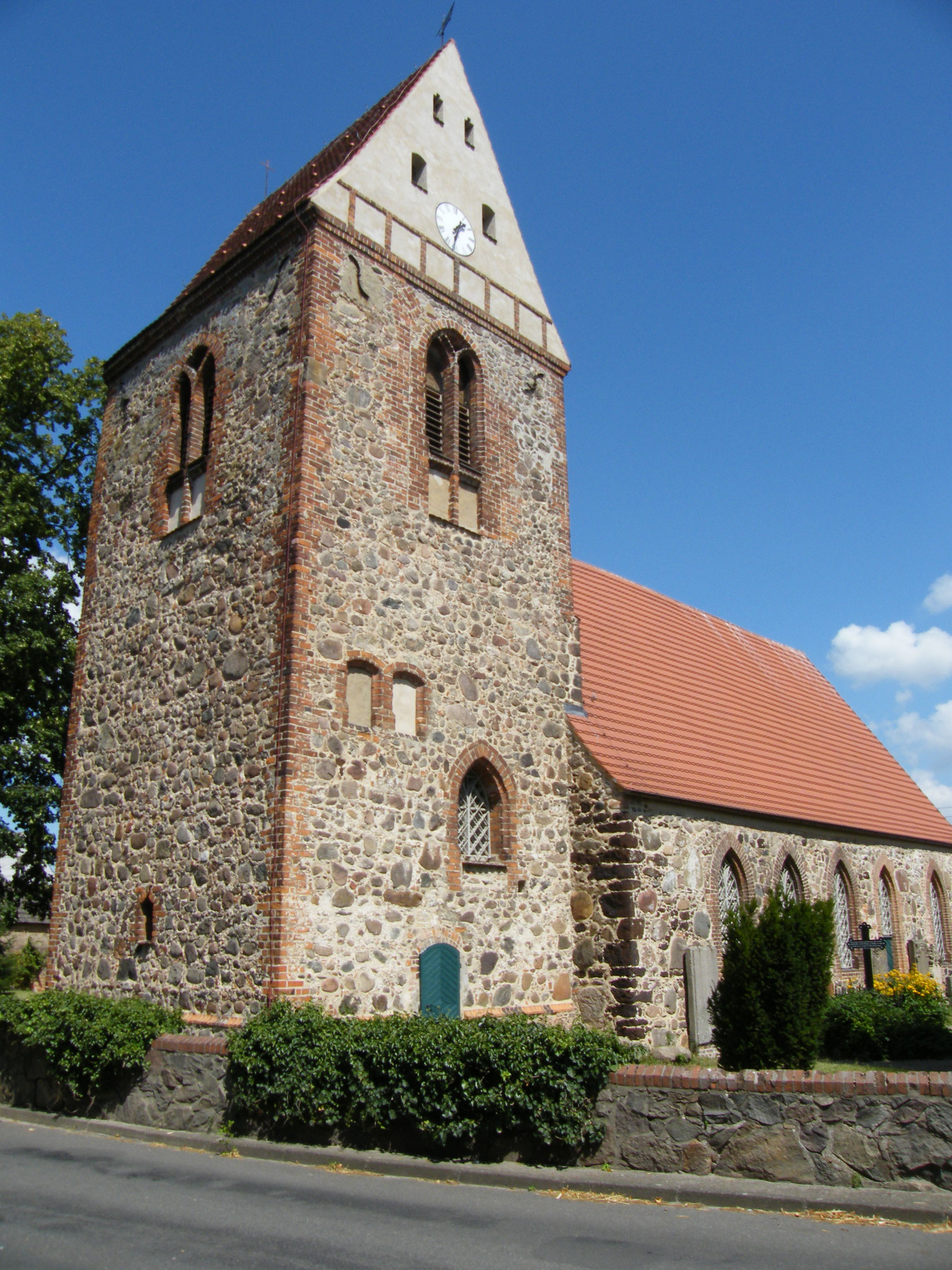 Dorfkirche Schlalach