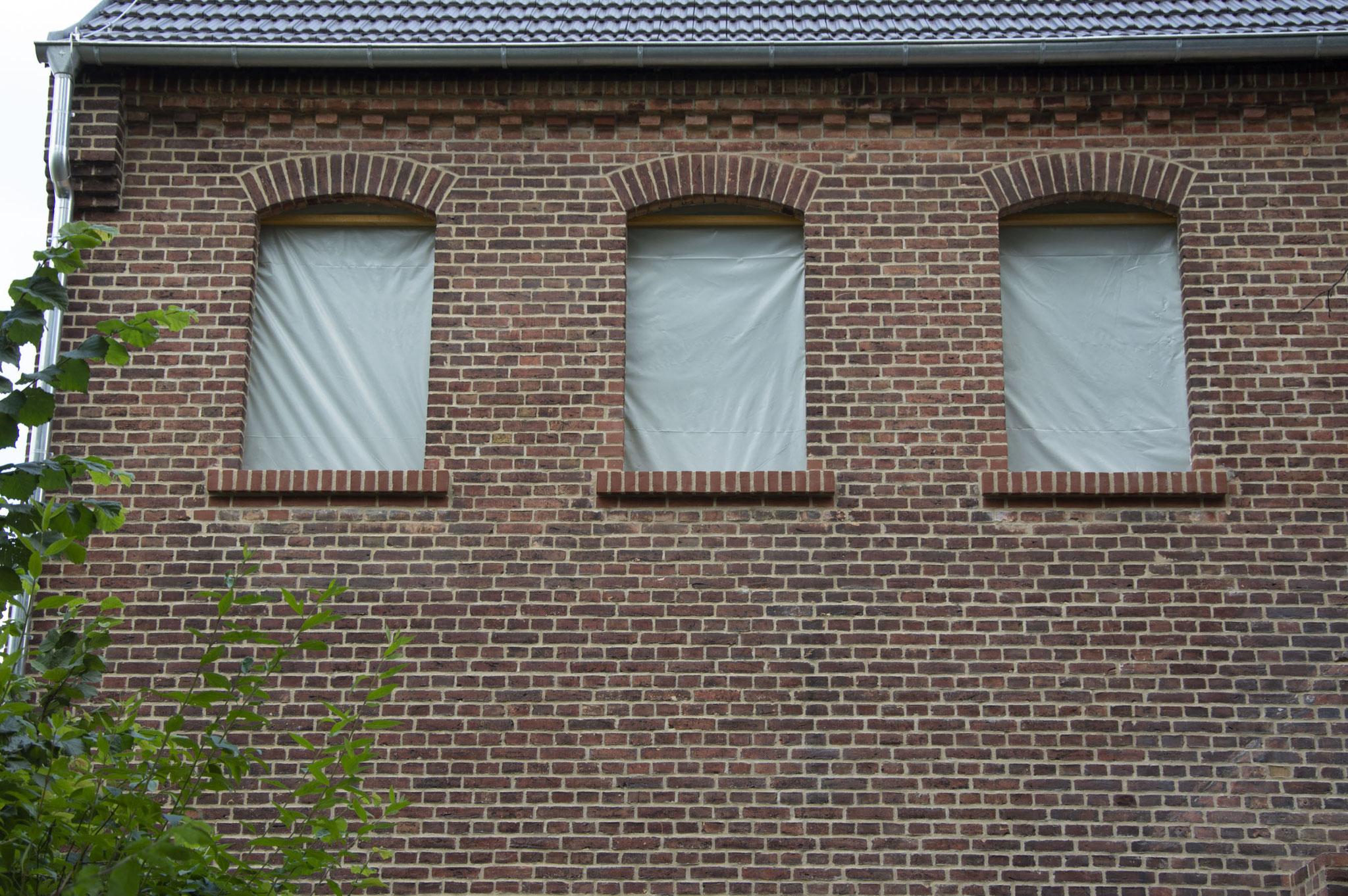 Gemeindehaus Danna (Detail 01)