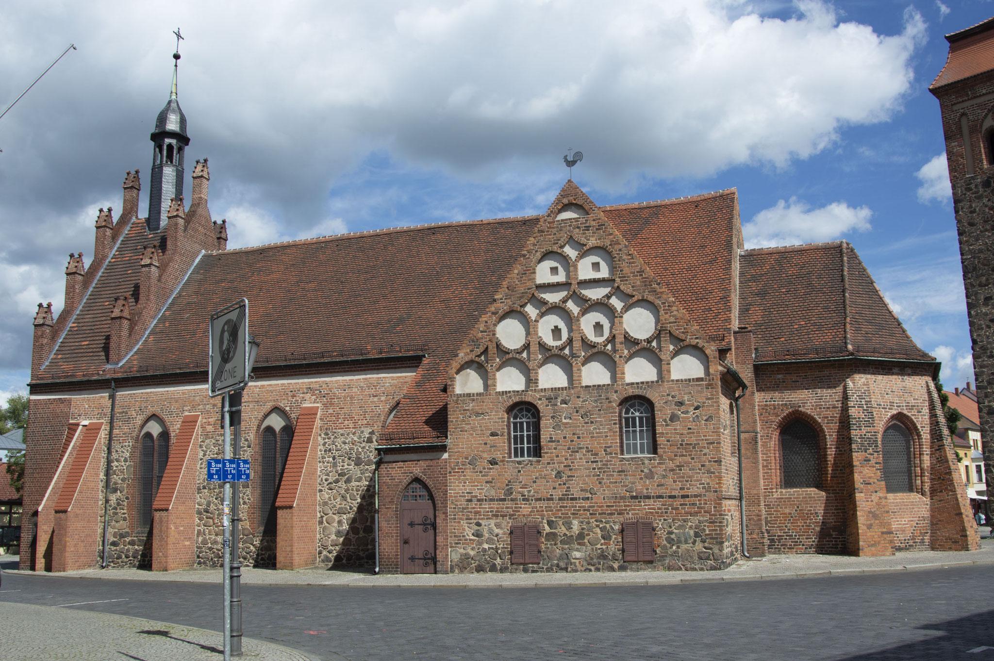 St. Johannis Kirche, Luckenwalde