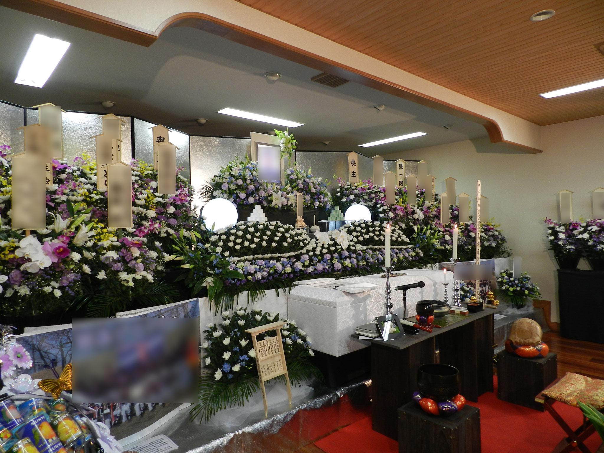正面花祭壇イメージ2