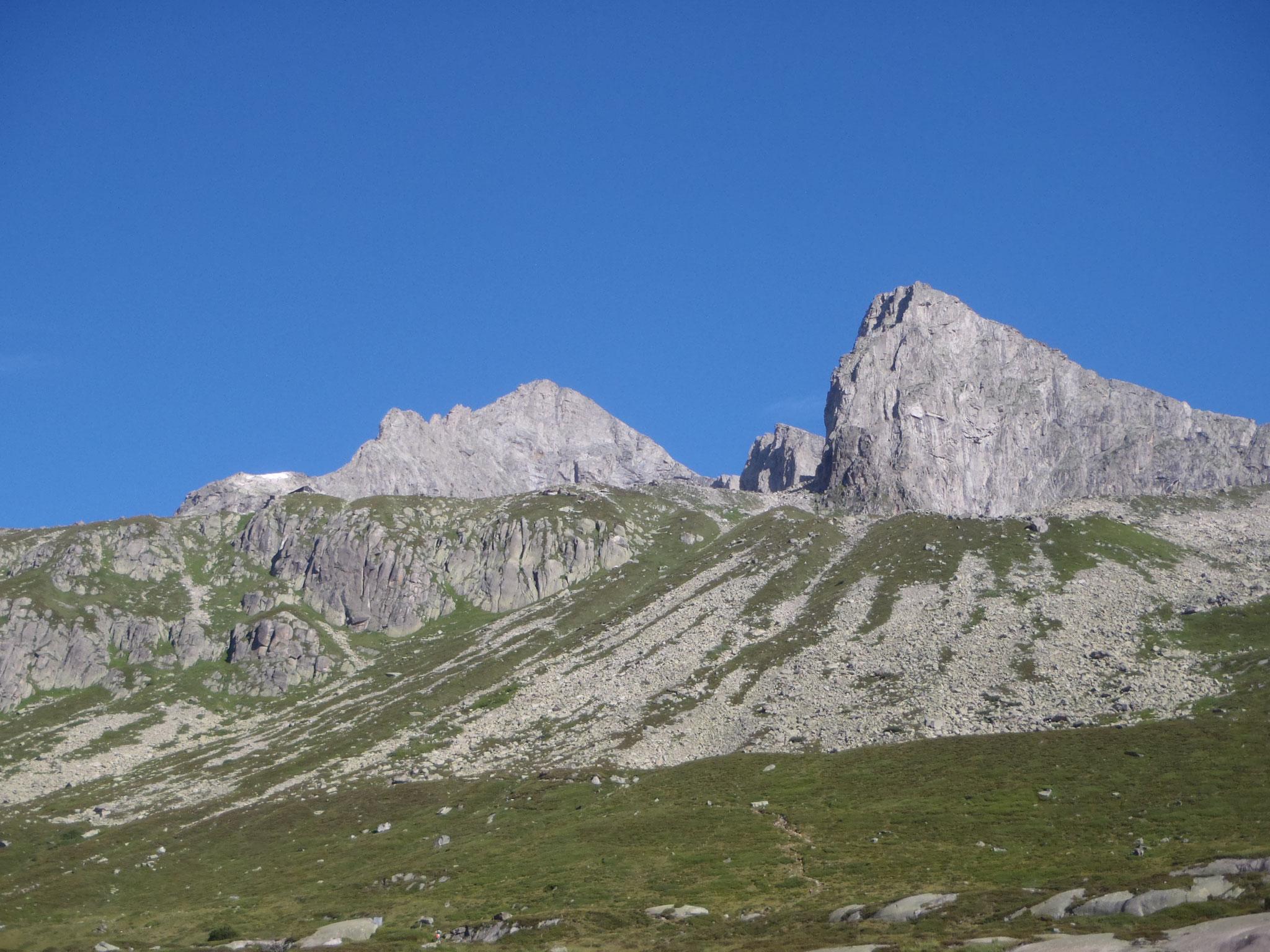 Klettersteig Bälmeten : Klettersteig u201ekrokodilu201c bergseeschijen 2816 m.ü.m. bieri