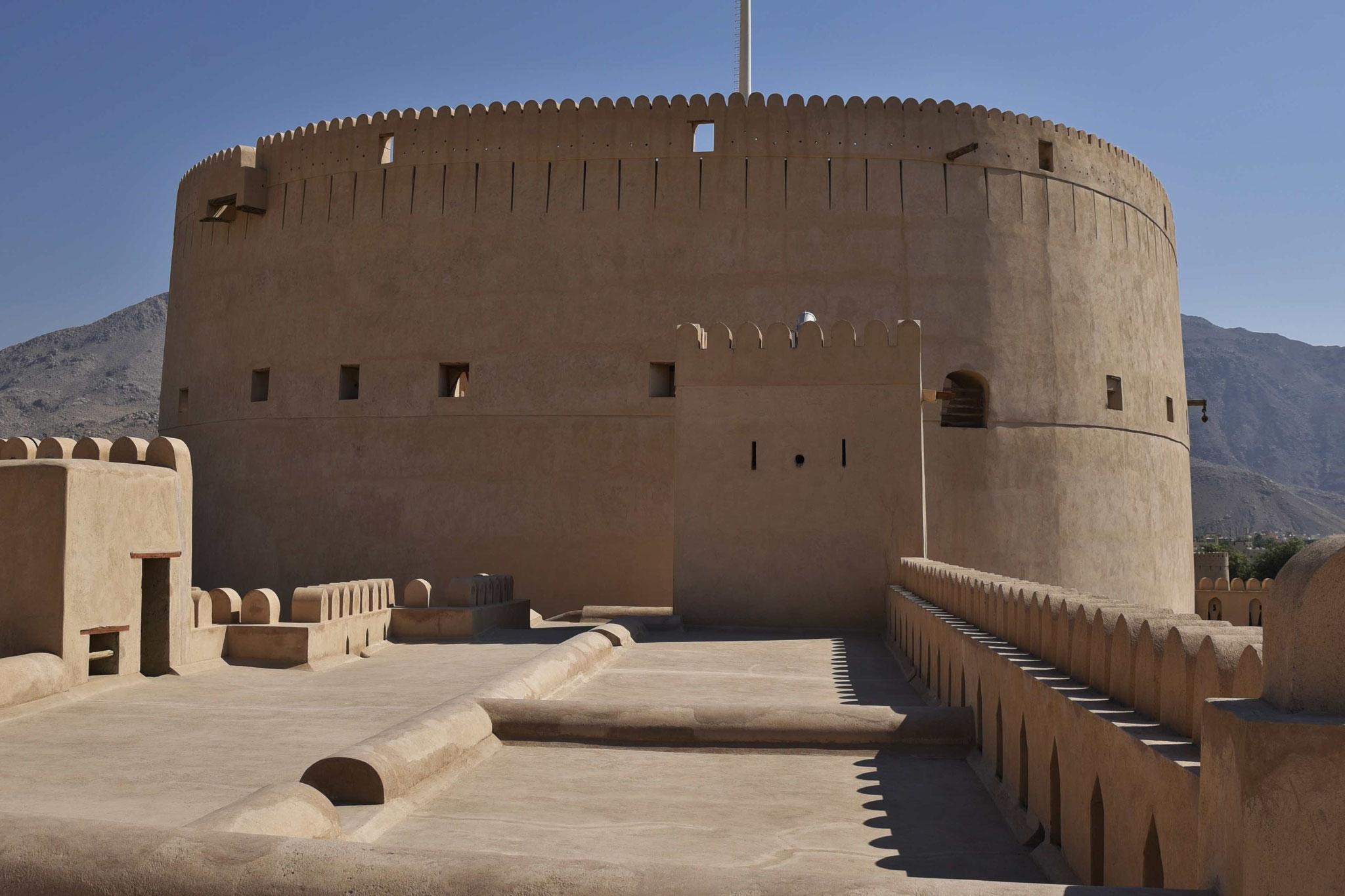 Auf dem Fort I