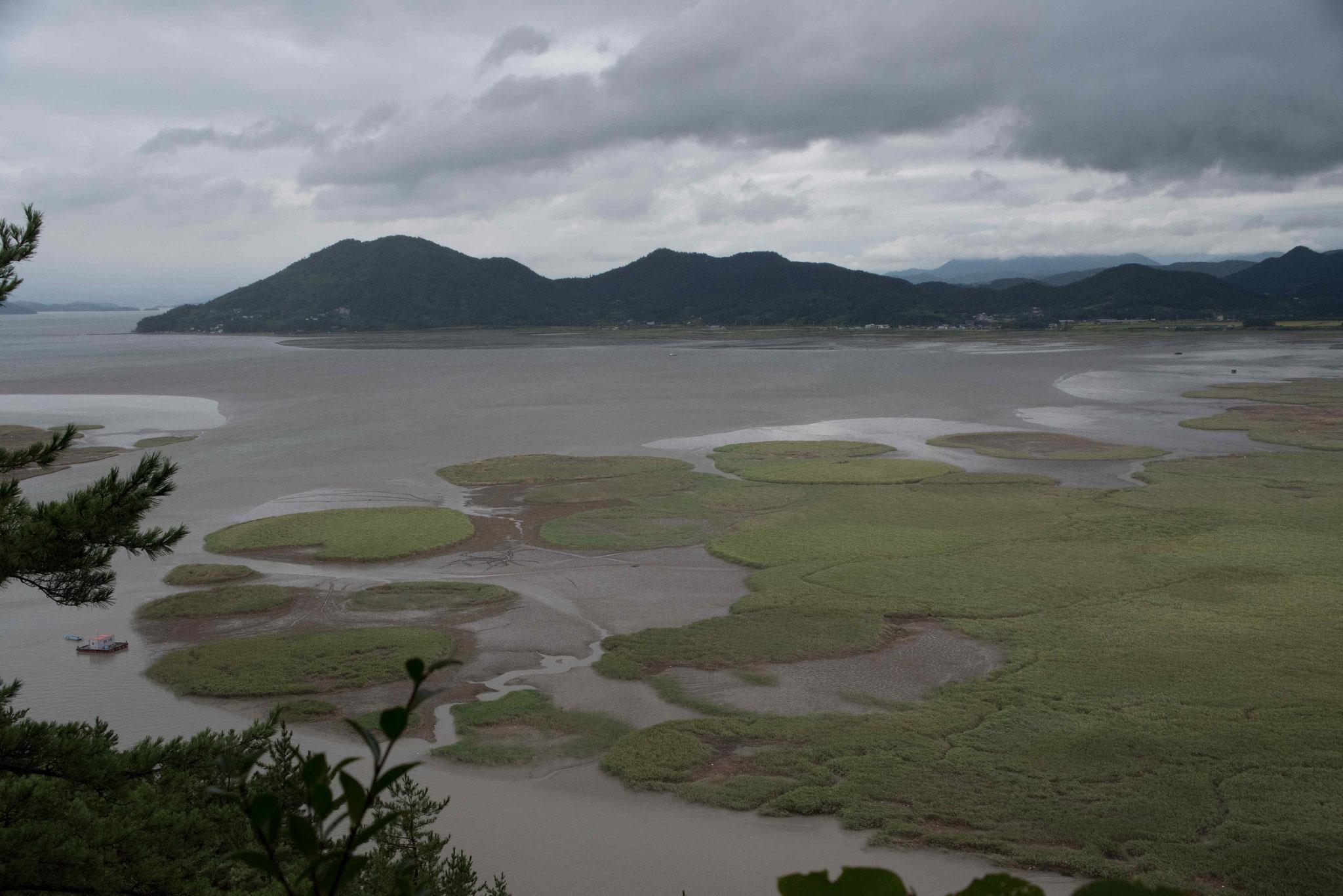 Bucht von Suncheon