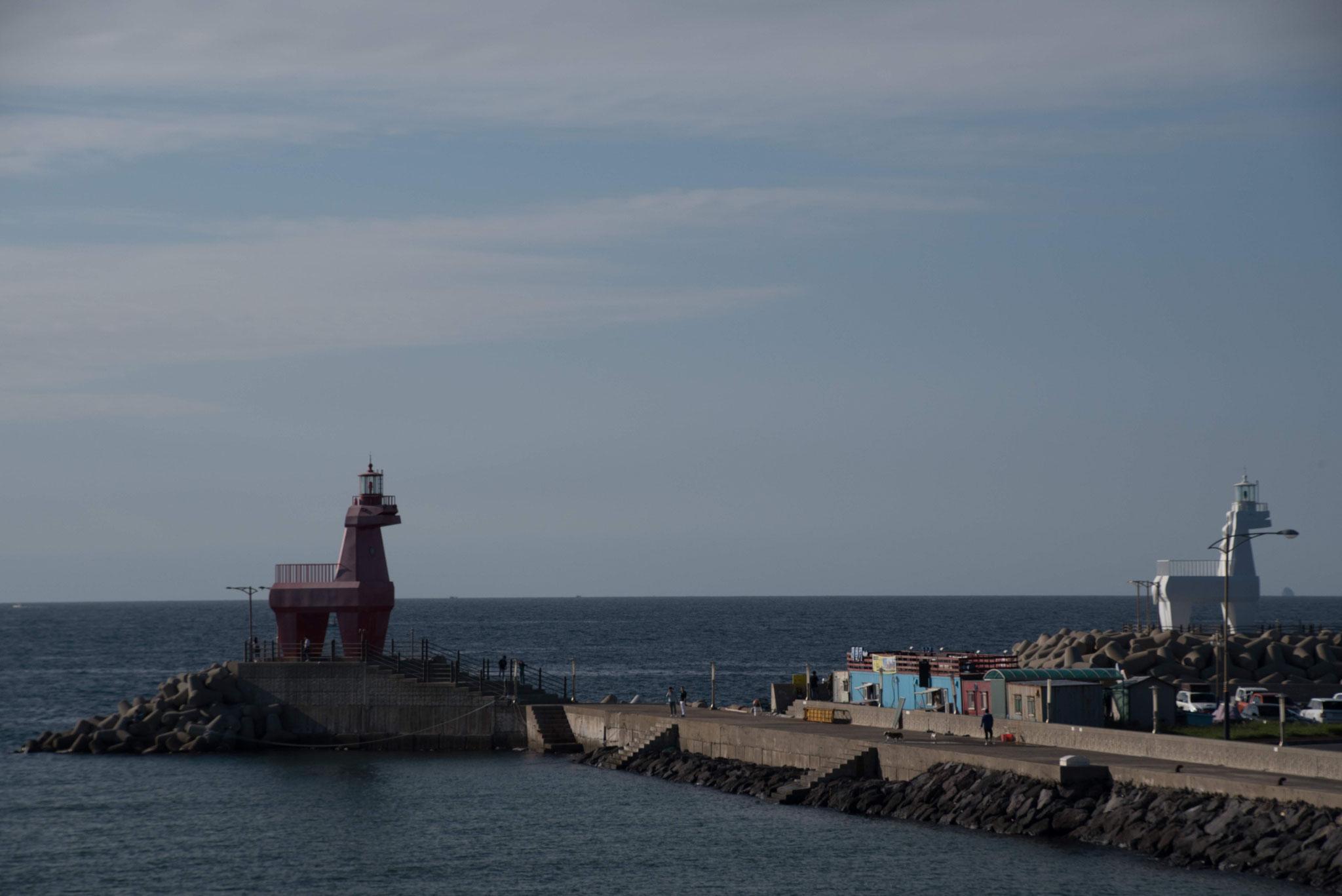Hafen von Iho Tewoo