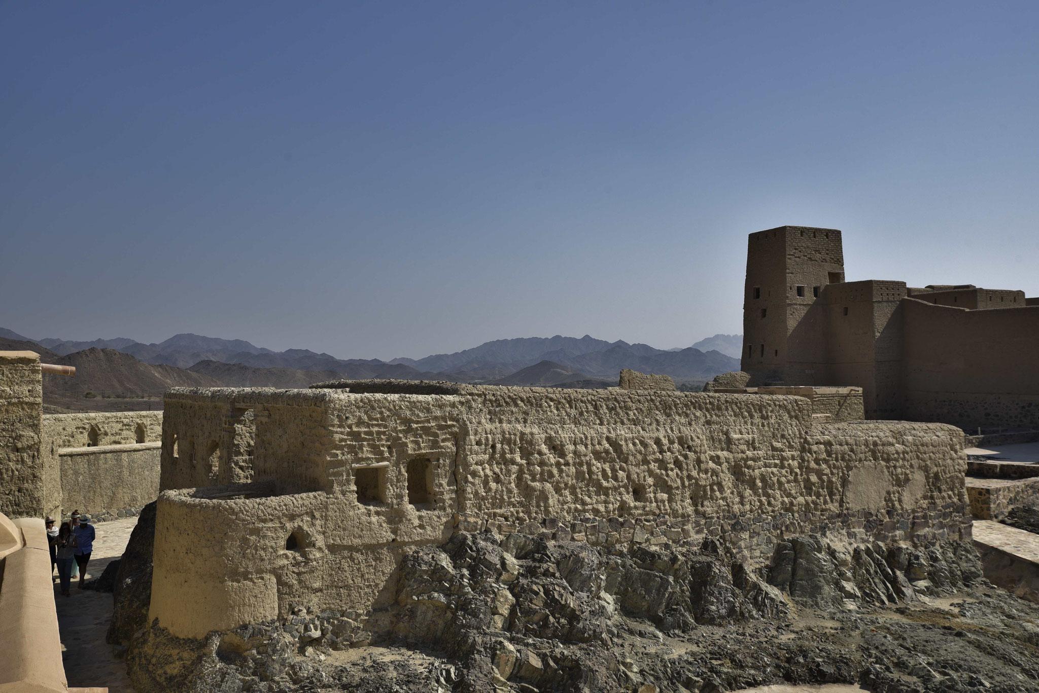 Festungsmauer