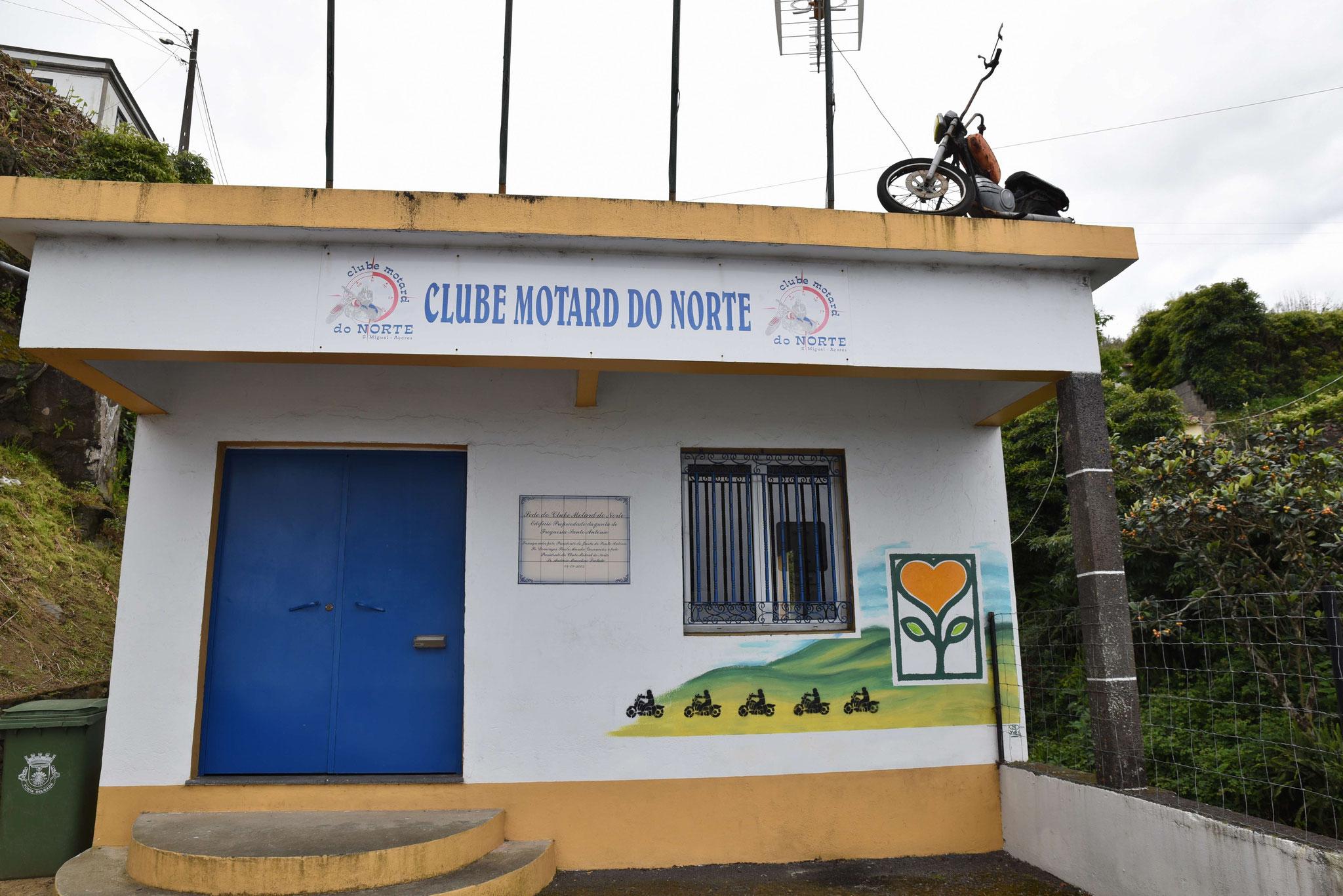 Bikerclub mit Herz