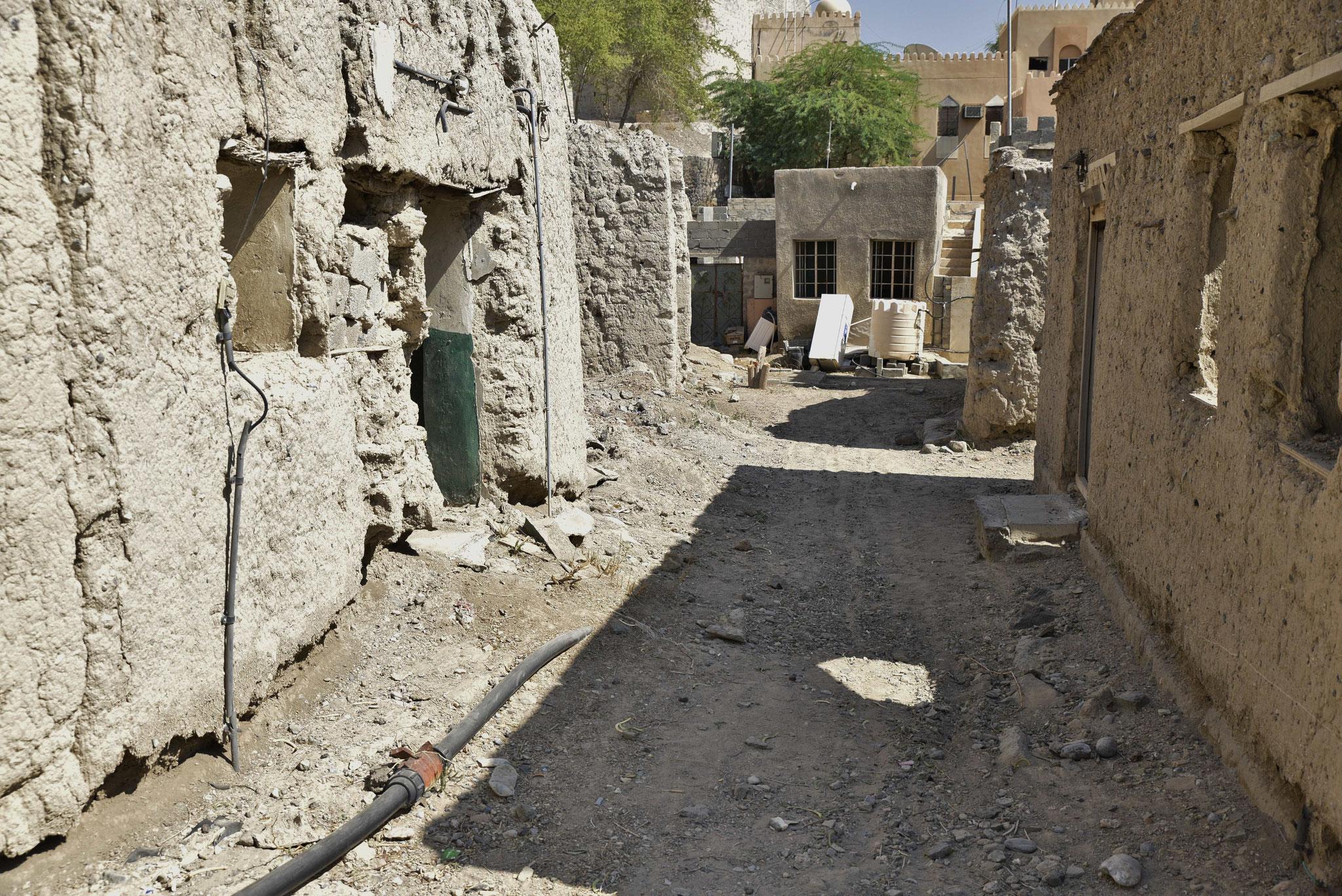 So dürfte die Festung vor der Renovierung ausgesehen haben