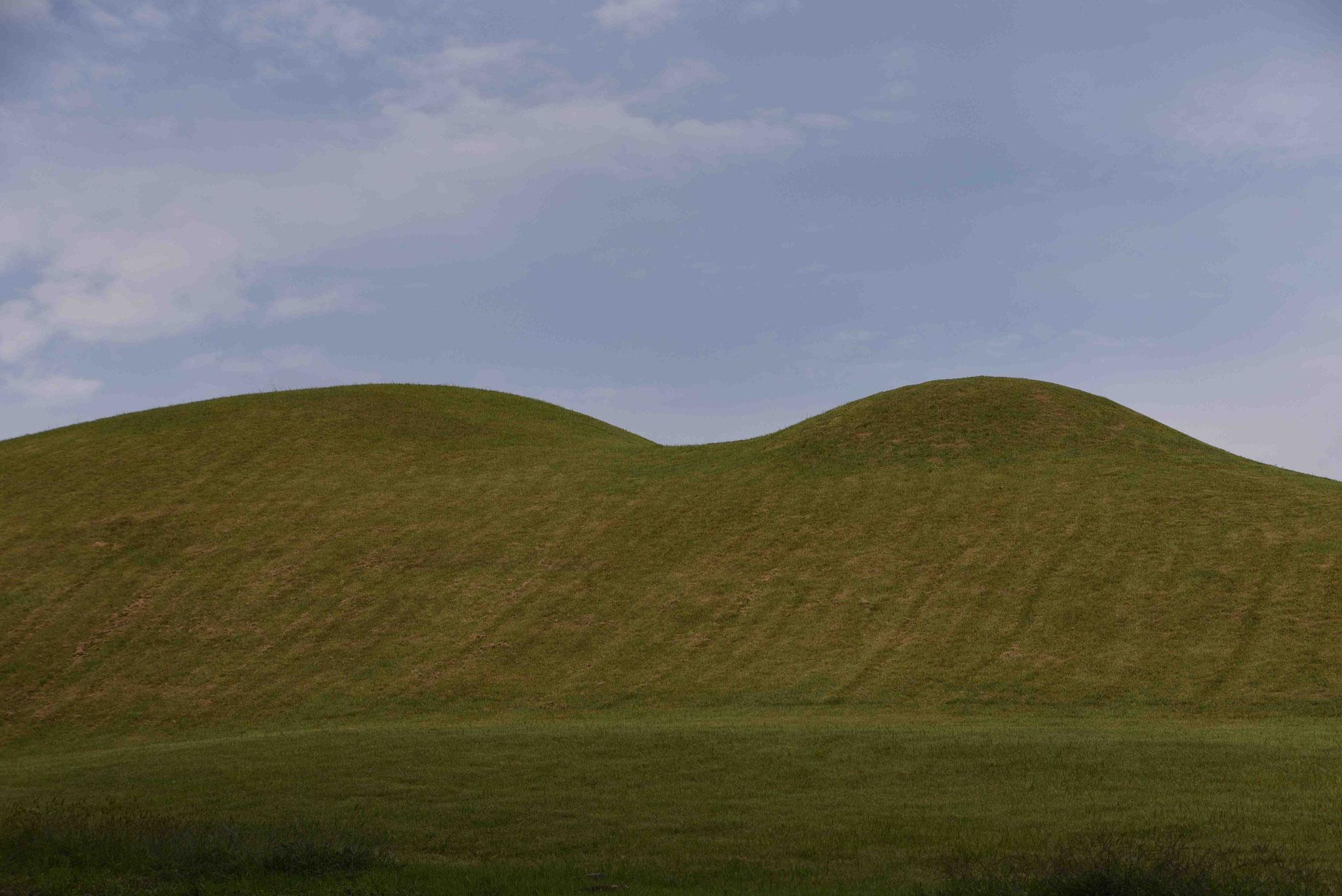 Königliche Gräber von Songsan-ri