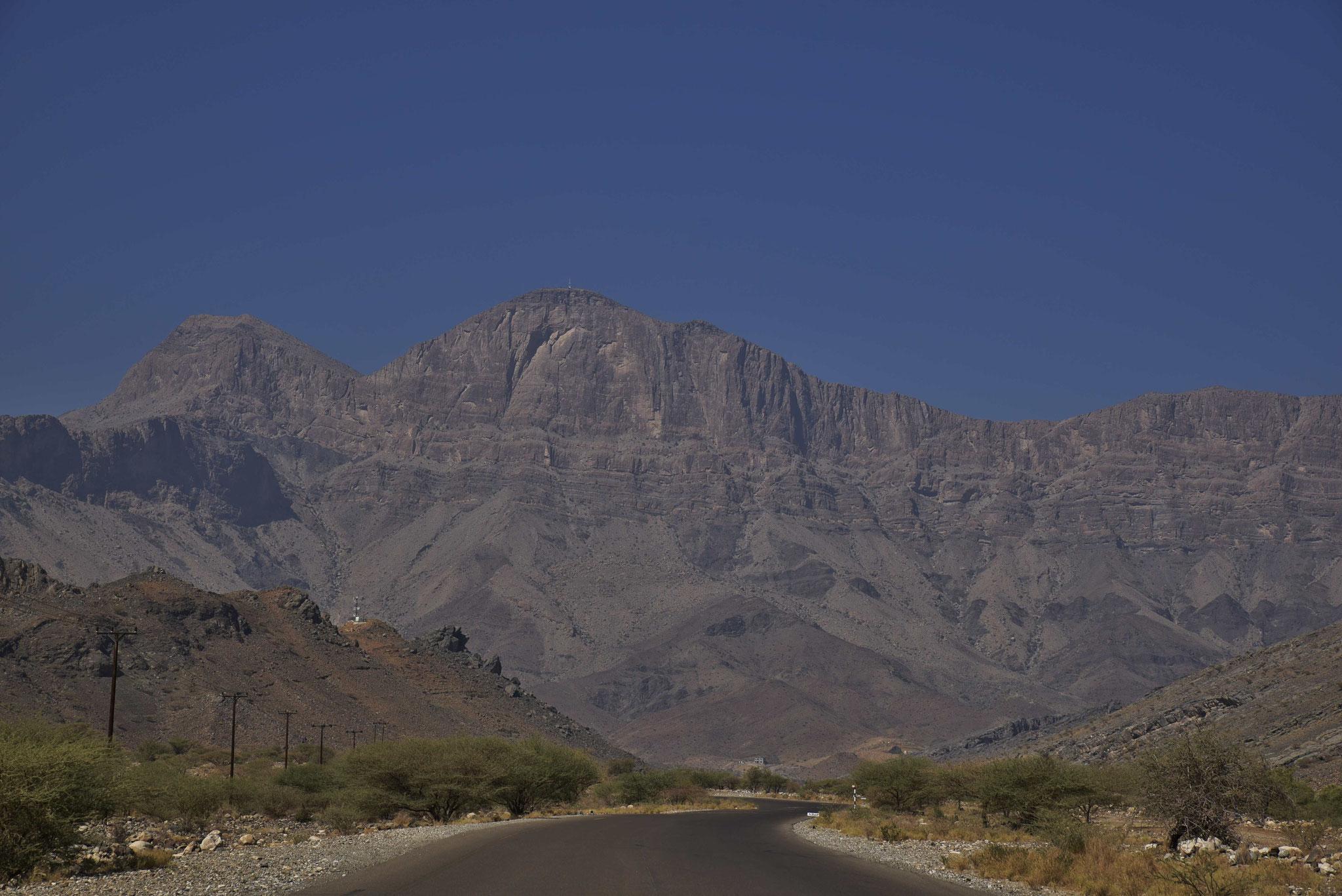 Auf dem Weg zum Jebel Shams IV