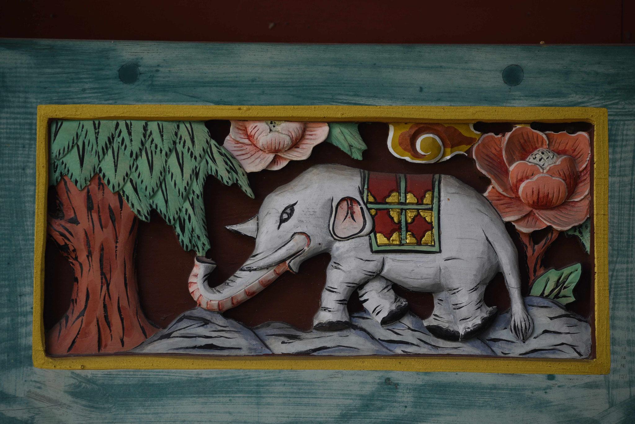 ... Elefant und ...