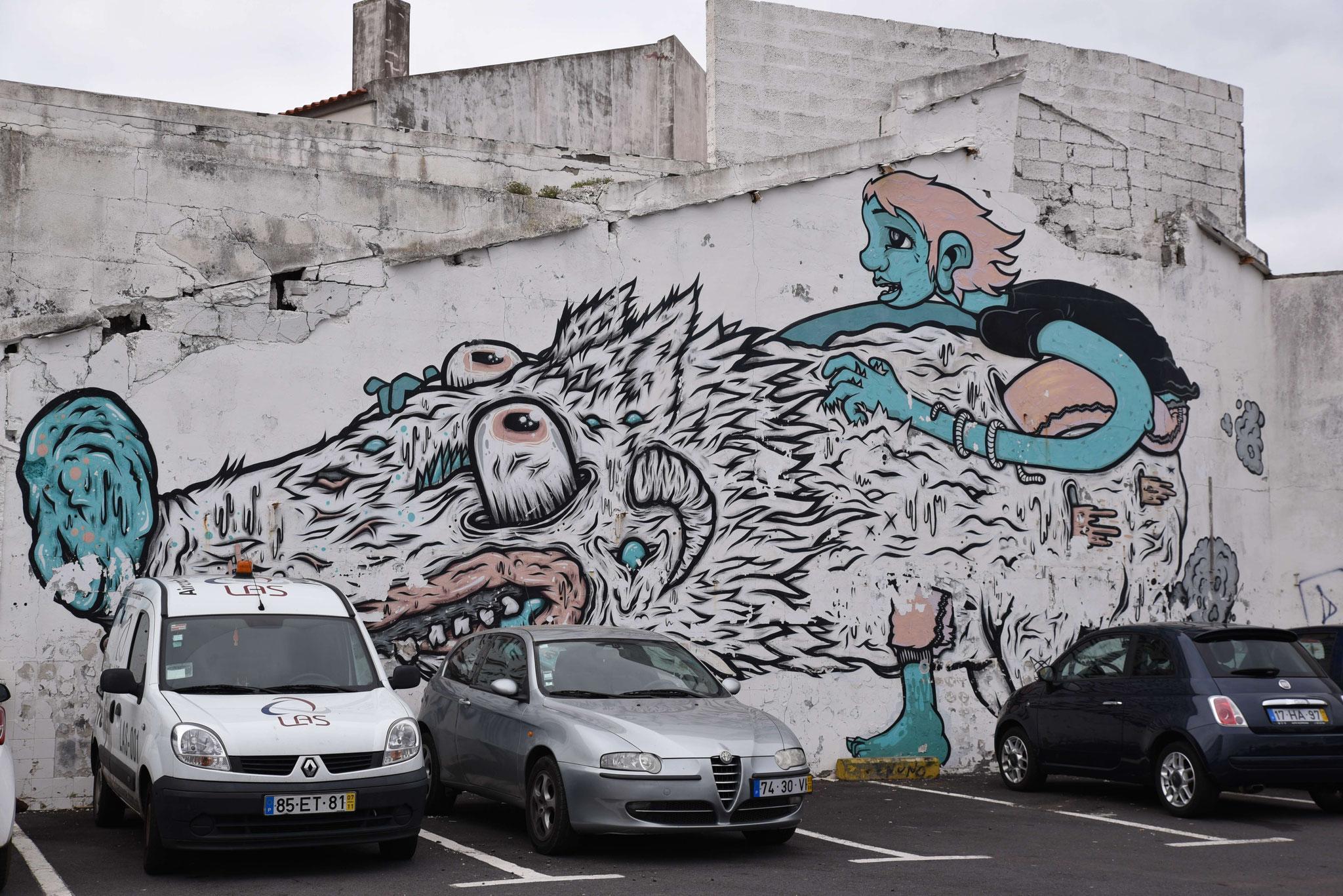 Kunst in Ponta Delgada II