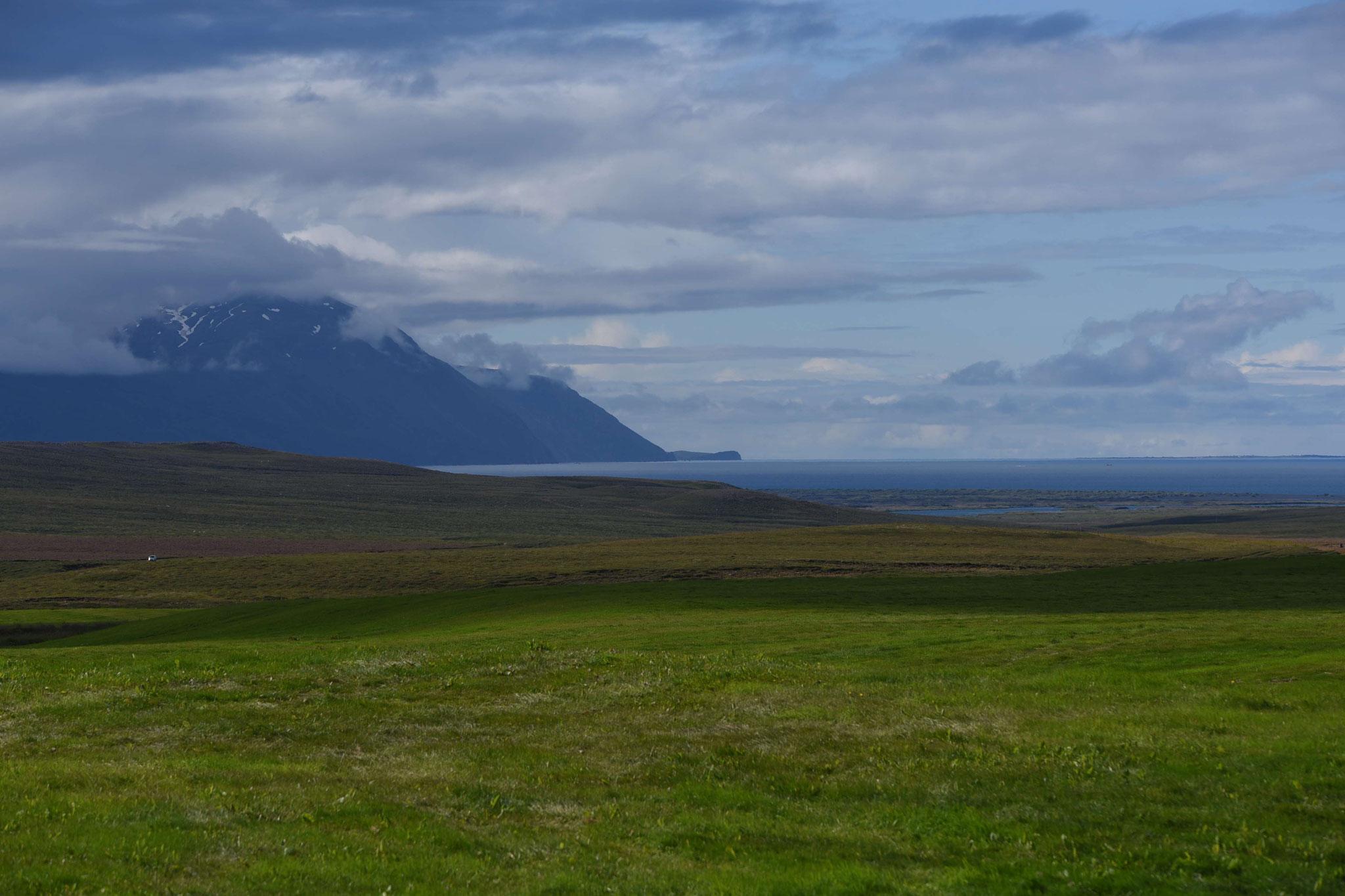 Im Norden von Húsavík