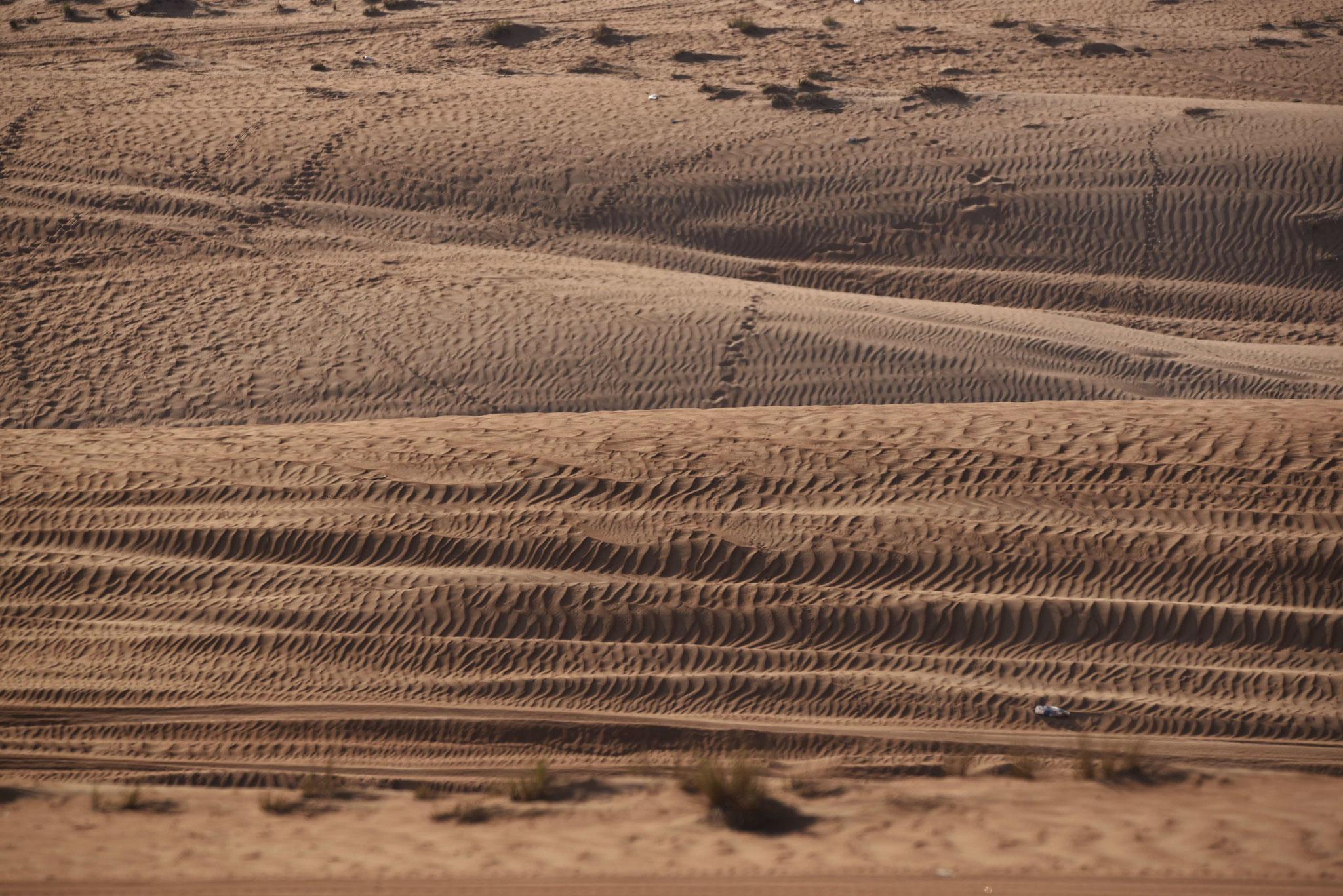 Spuren im Sand II