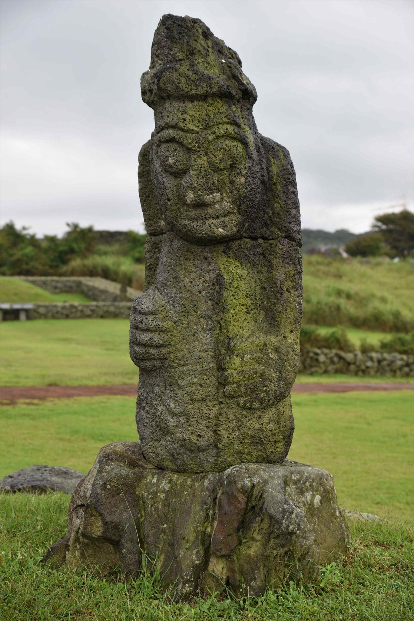 Dolharubang - angeblich der älteste erhaltene