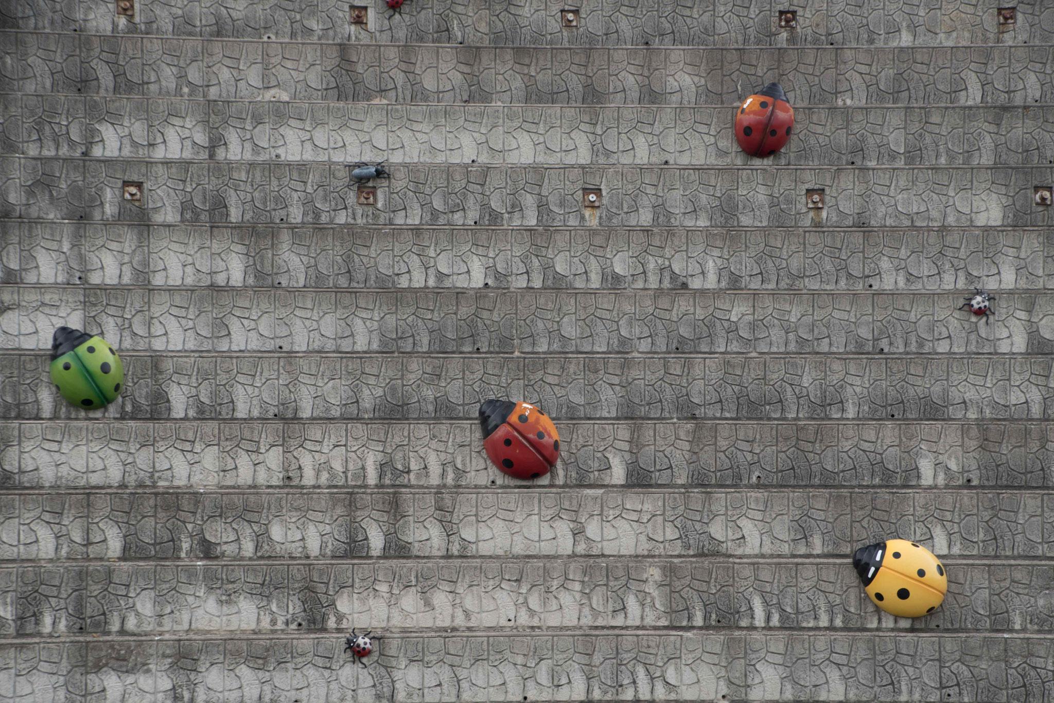 Südkoreanische Kunst am Bau